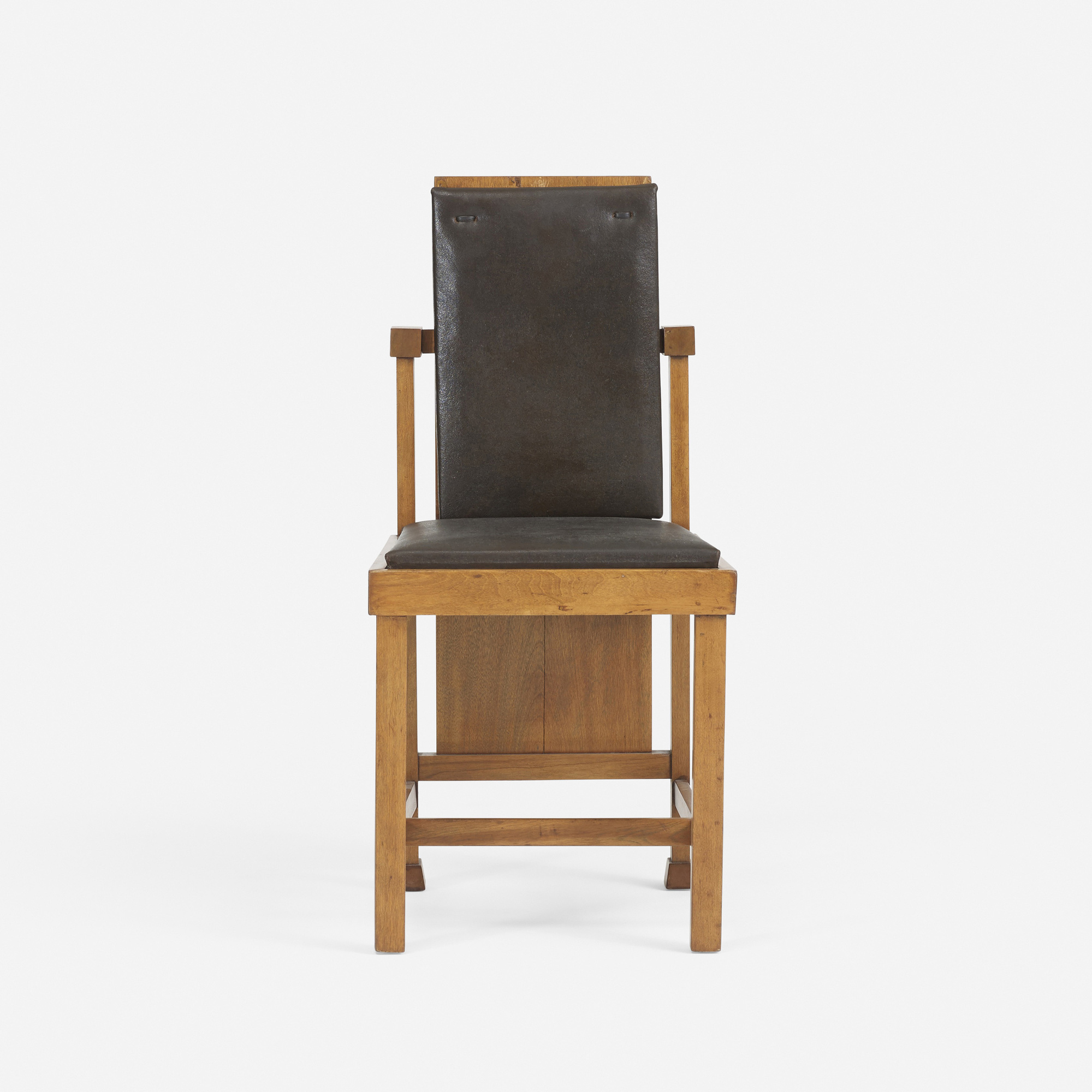 167 frank lloyd wright chair from the avery coonley for Chair design 2000