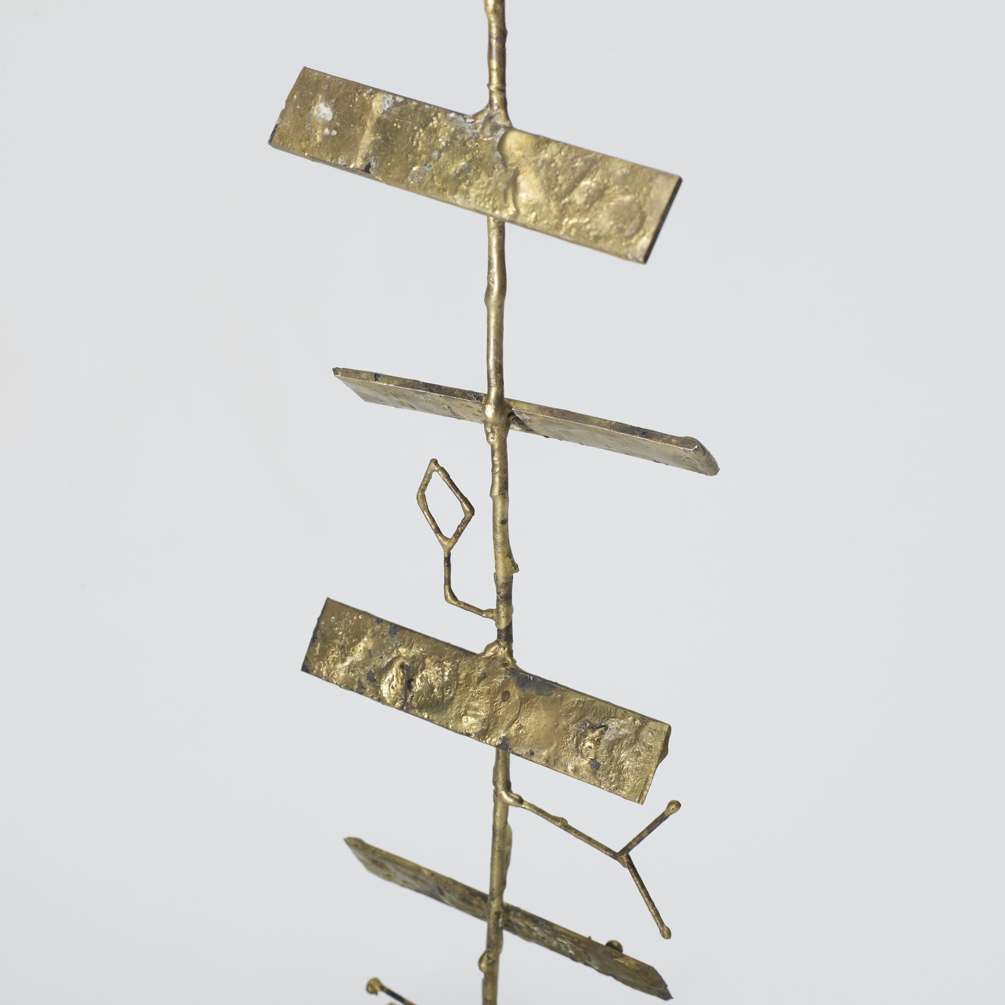 167: In the manner of Harry Bertoia / Untitled (wire construction) (2 of 2)