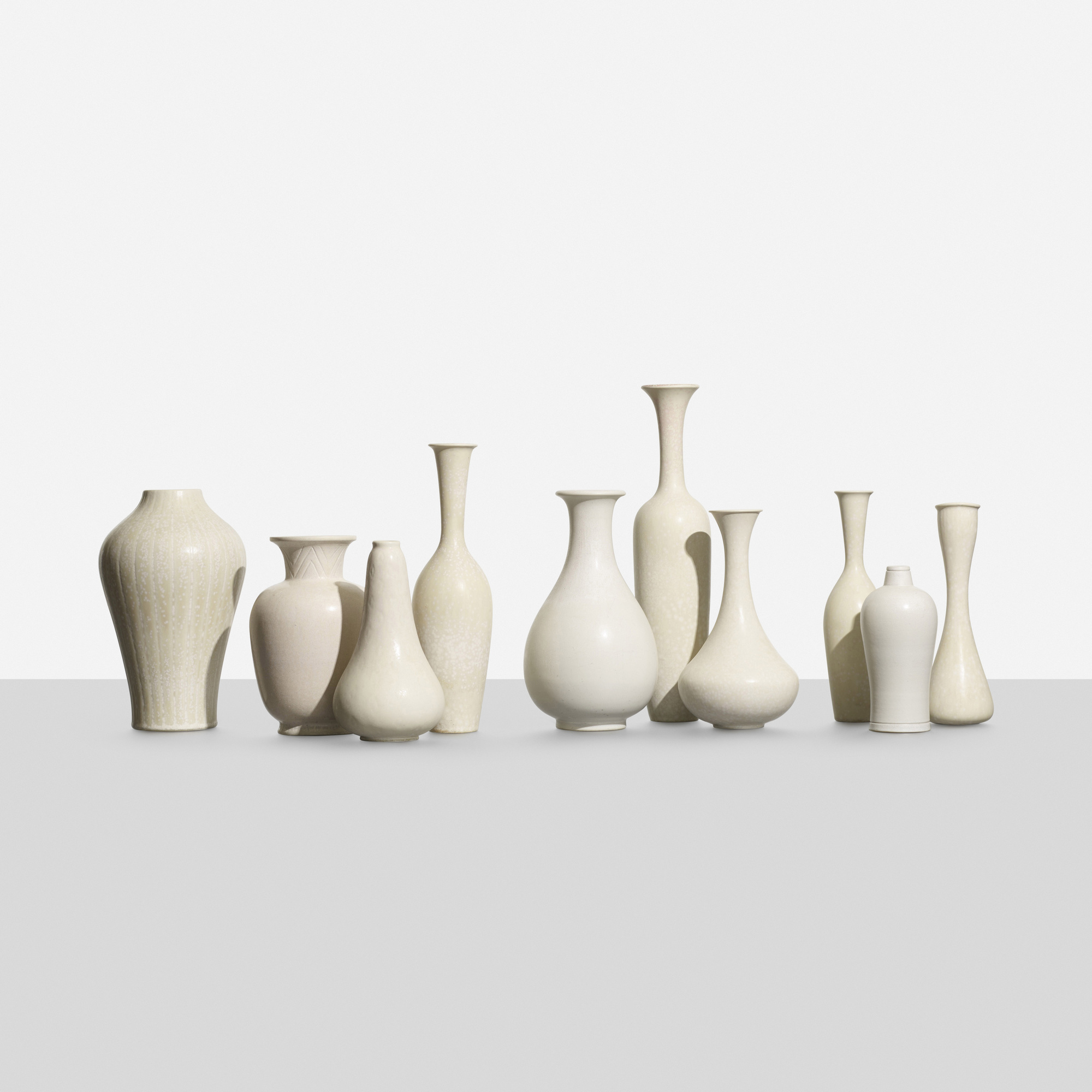 167: Gunnar Nylund / collection of ten vessels (2 of 4)