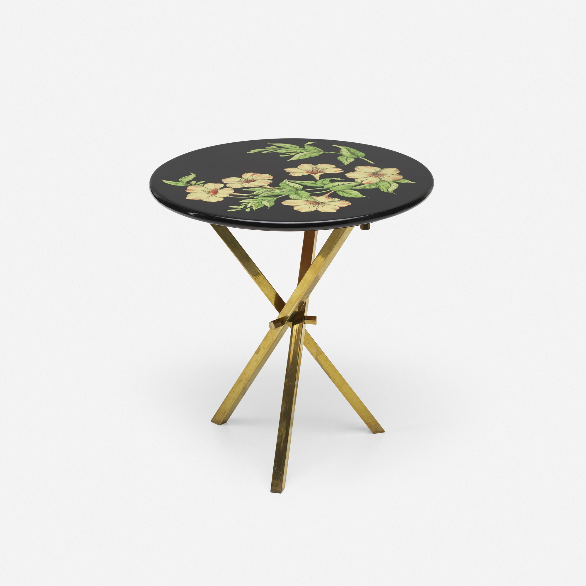 168: Piero Fornasetti / Occasional Table (1 Of 4)