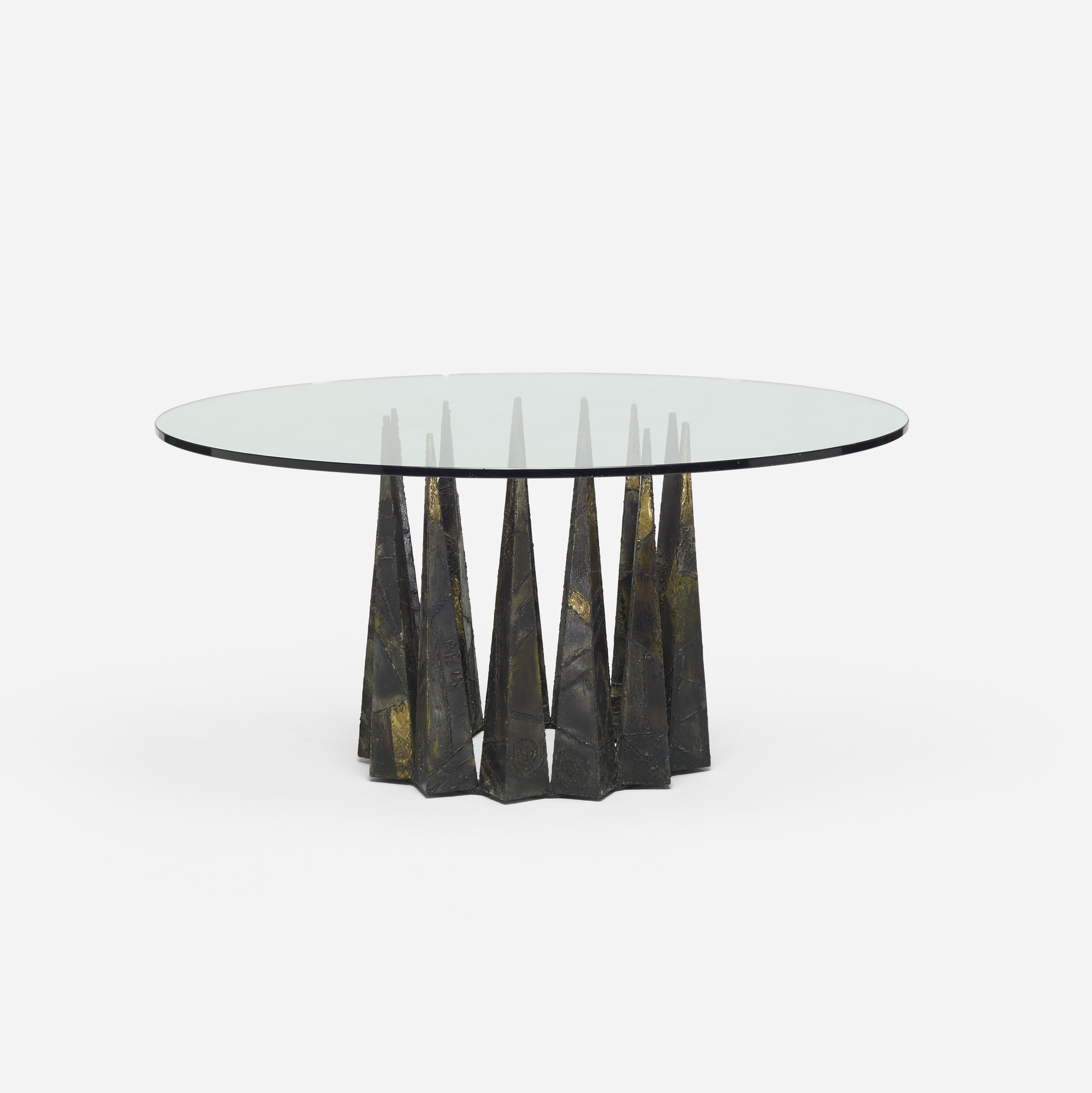 168: Paul Evans / dining table (1 of 2)