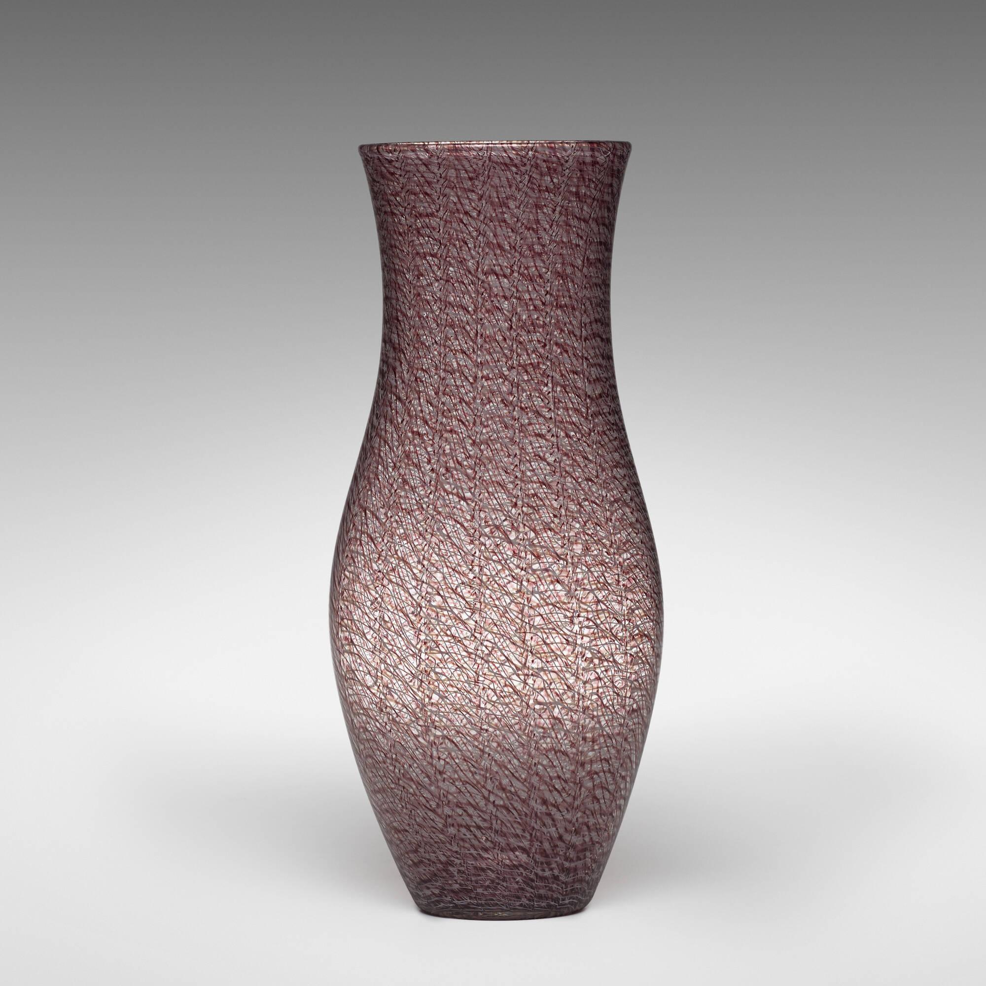 169: Archimede Seguso / Merletto vase (1 of 3)