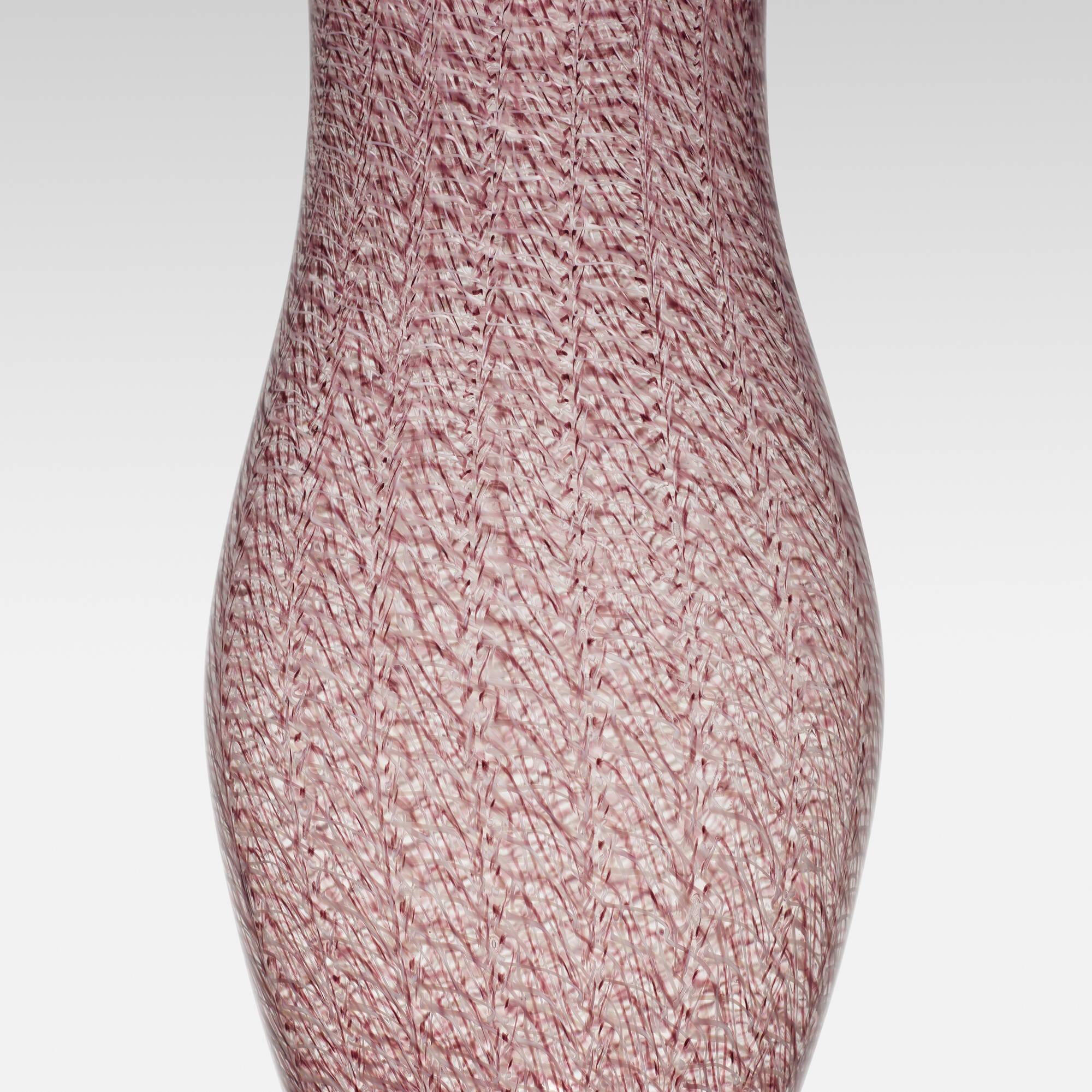 169: Archimede Seguso / Merletto vase (2 of 3)