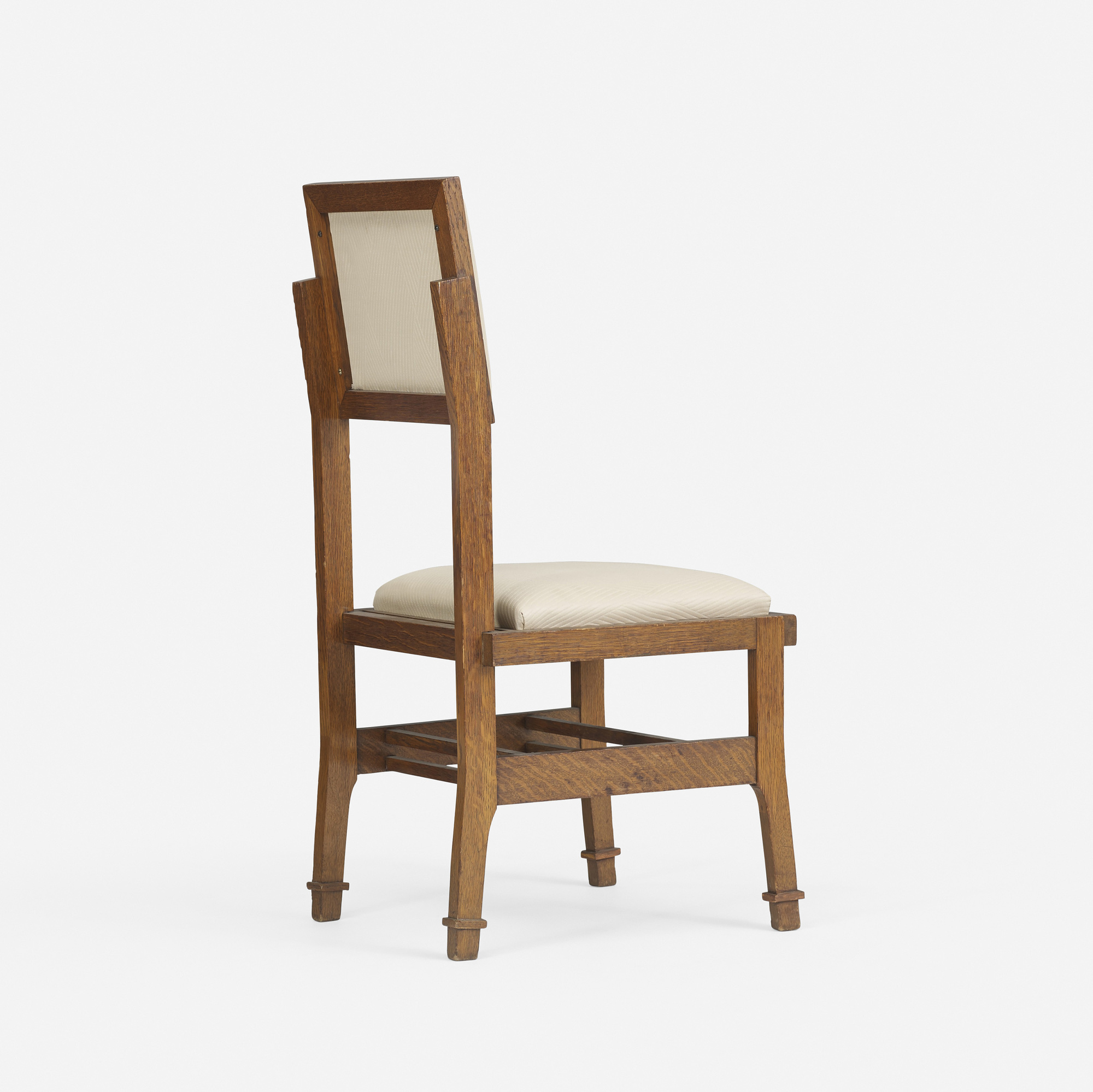 169 frank lloyd wright side chair from the imperial for Chair design 2000