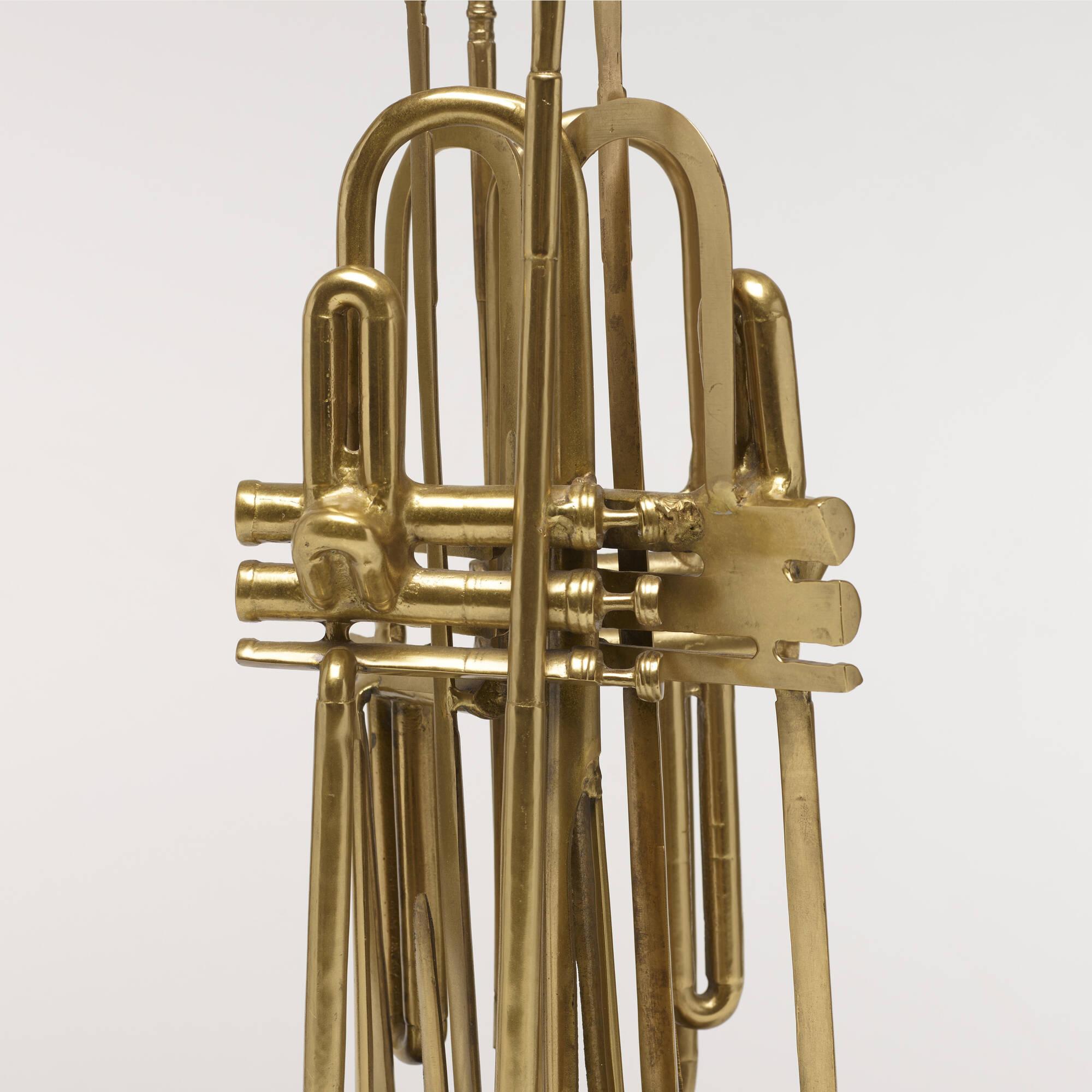 169: Arman / Sliced Trumpets (3 of 3)