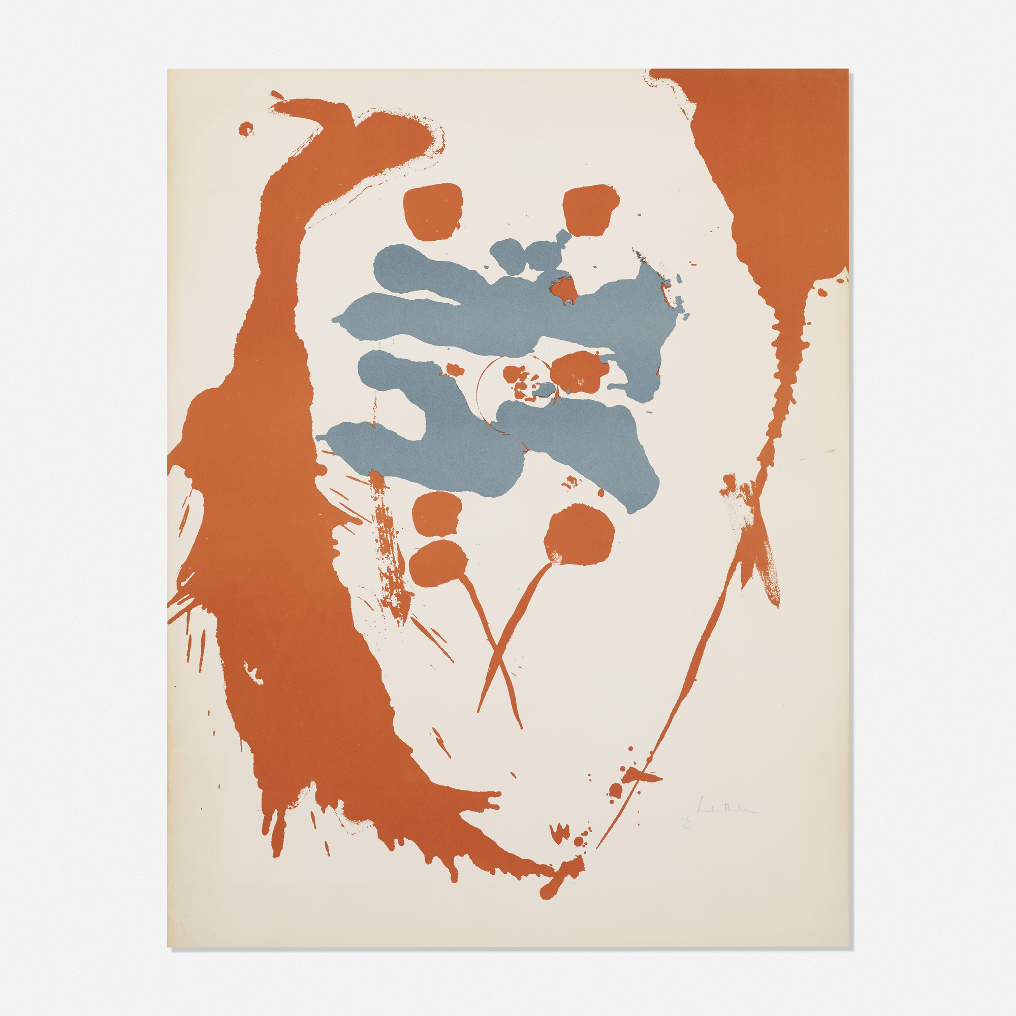 170: Helen Frankenthaler / Untitled (1 of 1)