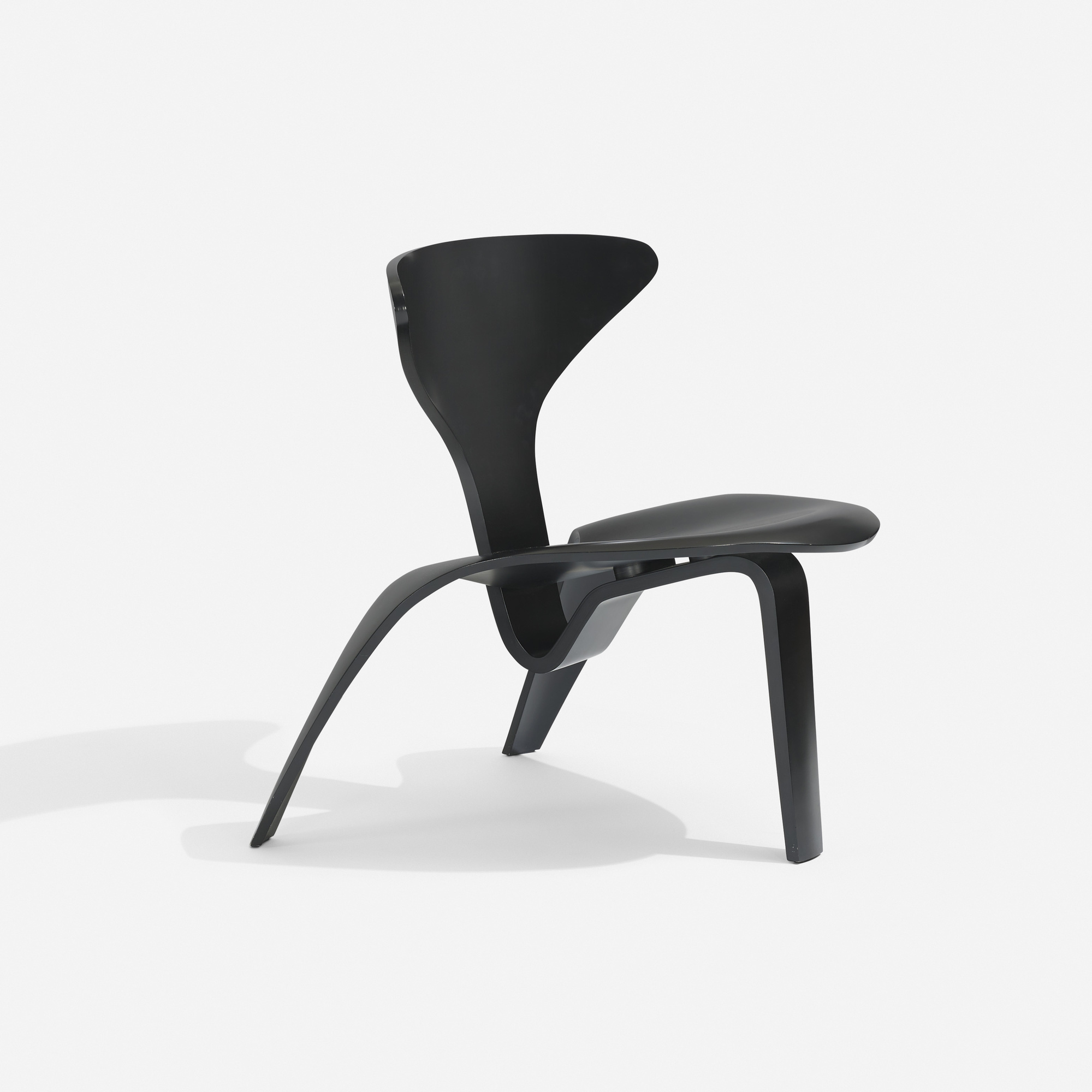 171: Poul Kjaerholm / PK 0 lounge chair (1 of 3)