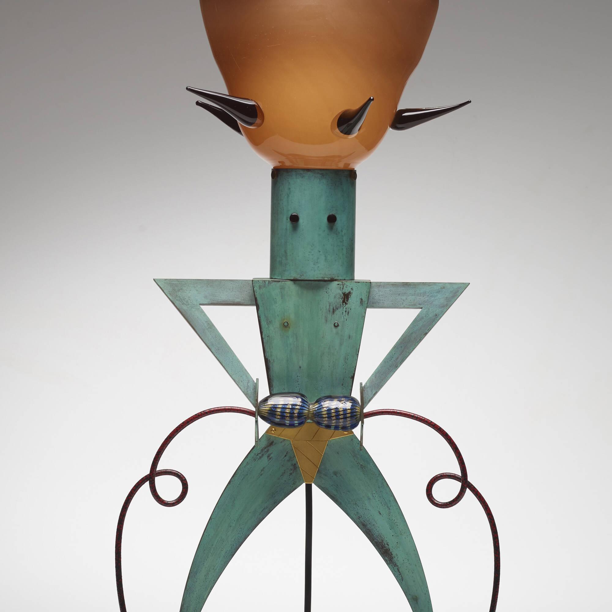 171: Dan Dailey / Magician lamp (2 of 3)