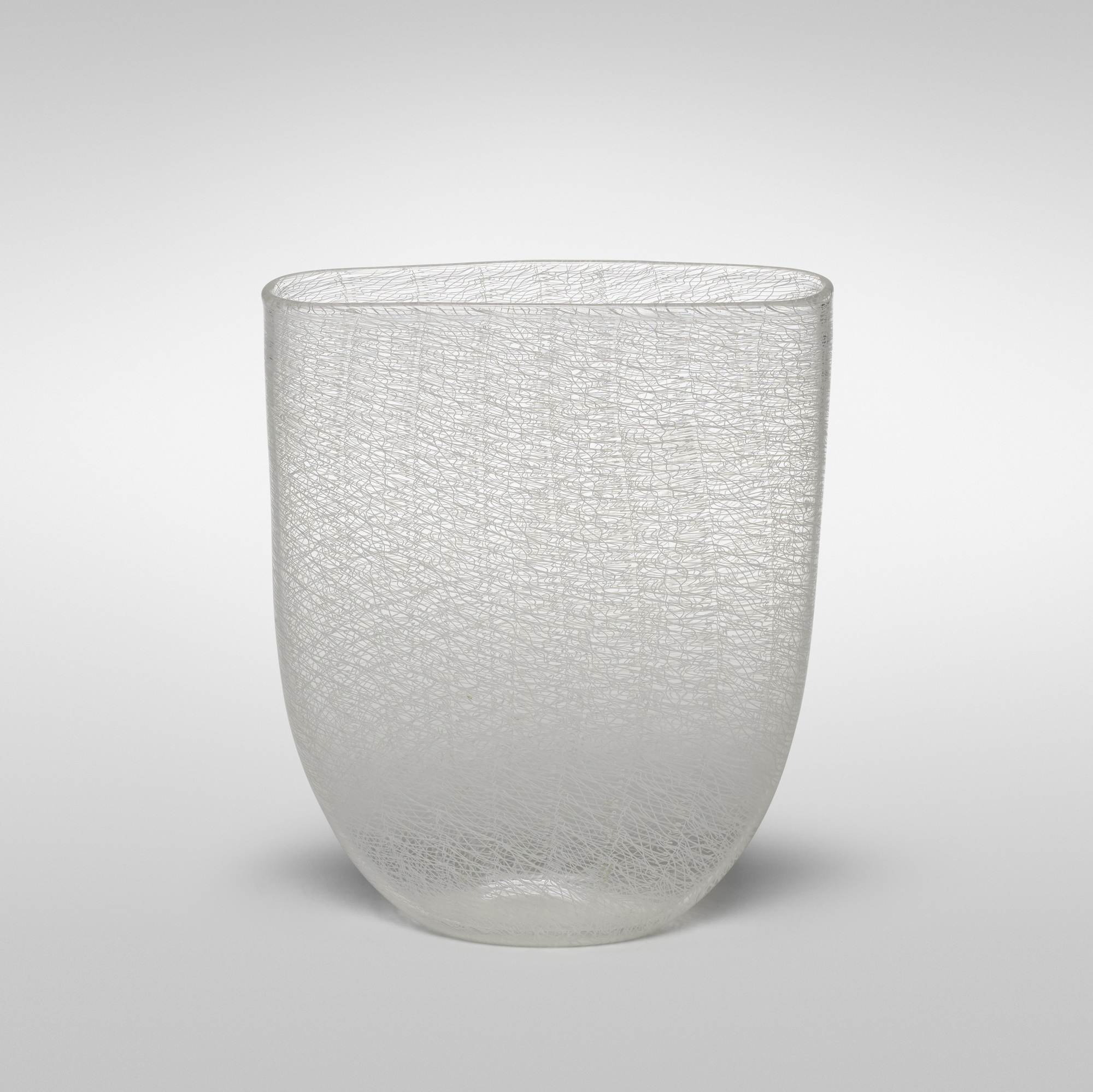 171: Archimede Seguso / Merletto vase (2 of 3)