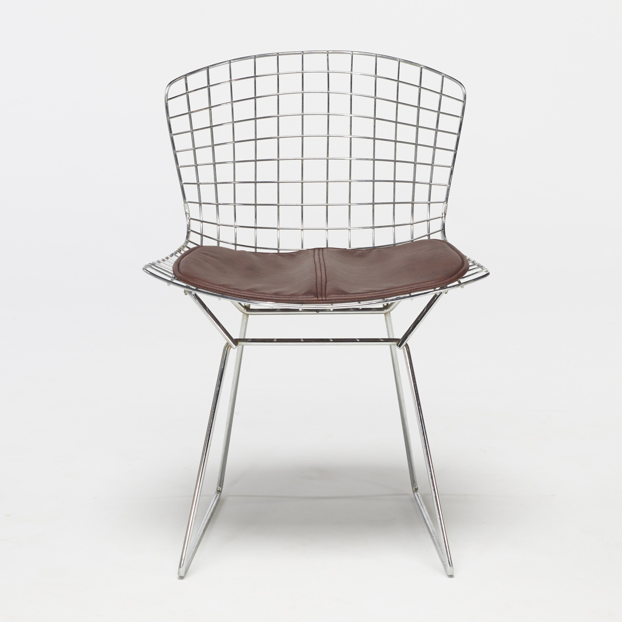 171: Harry Bertoia / dining chairs, set of eight (3 of 3)