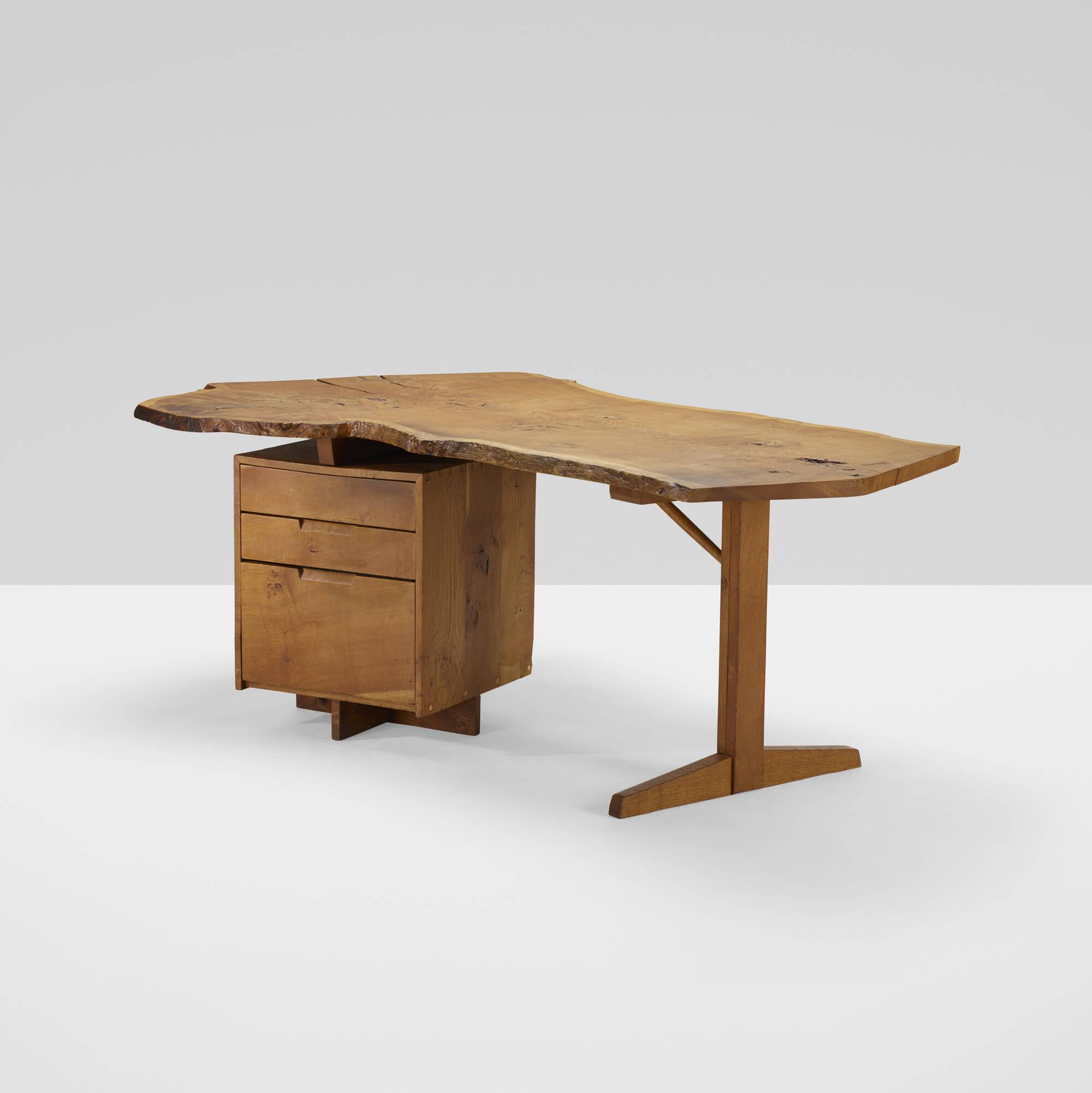 172: George Nakashima / desk (1 of 5)