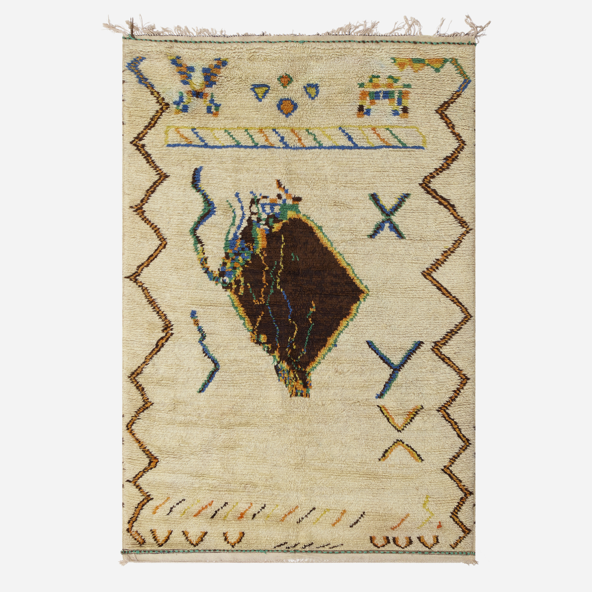 172: Moroccan / pile carpet (1 of 1)