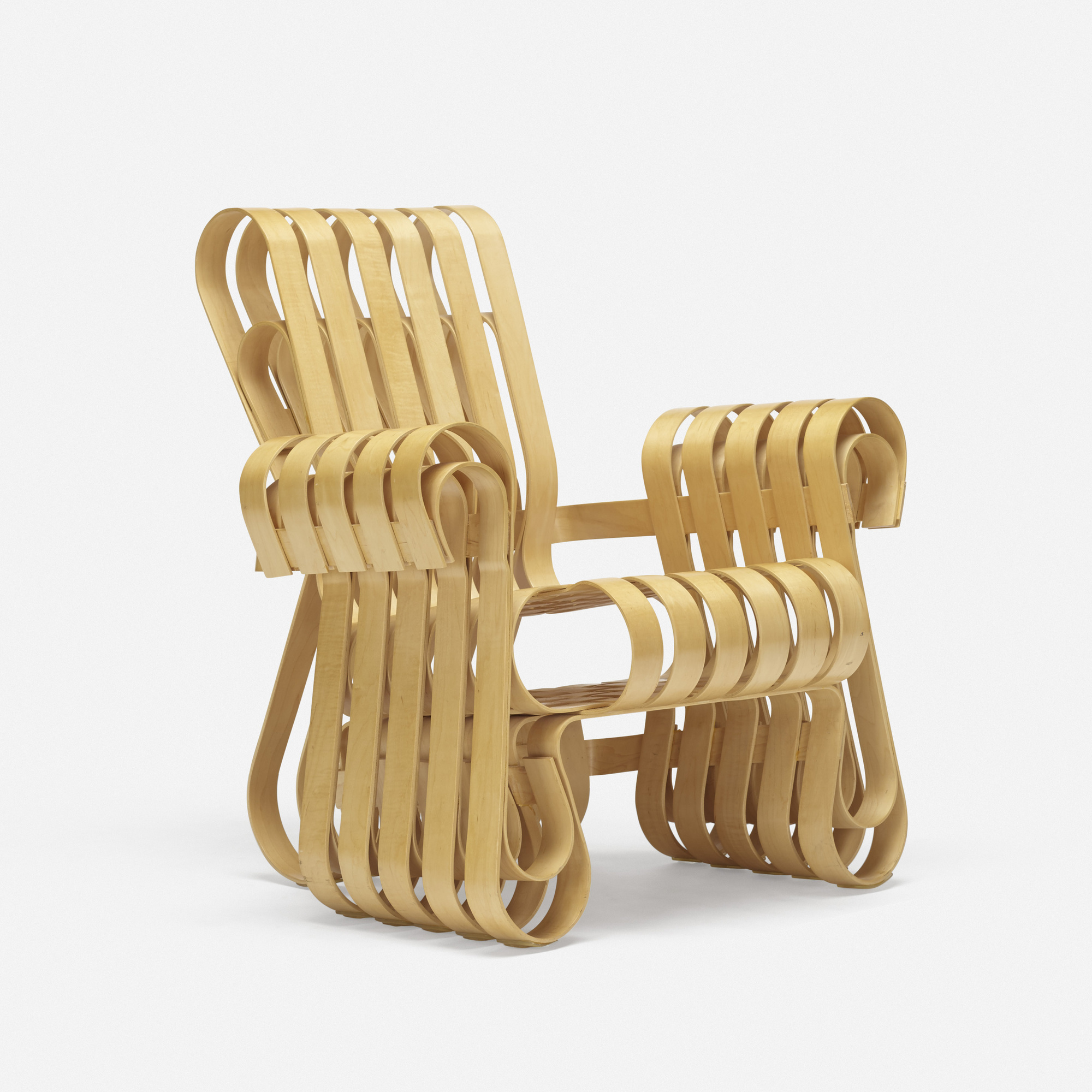 173: Frank Gehry / Power Play Chair (1 Of 4)