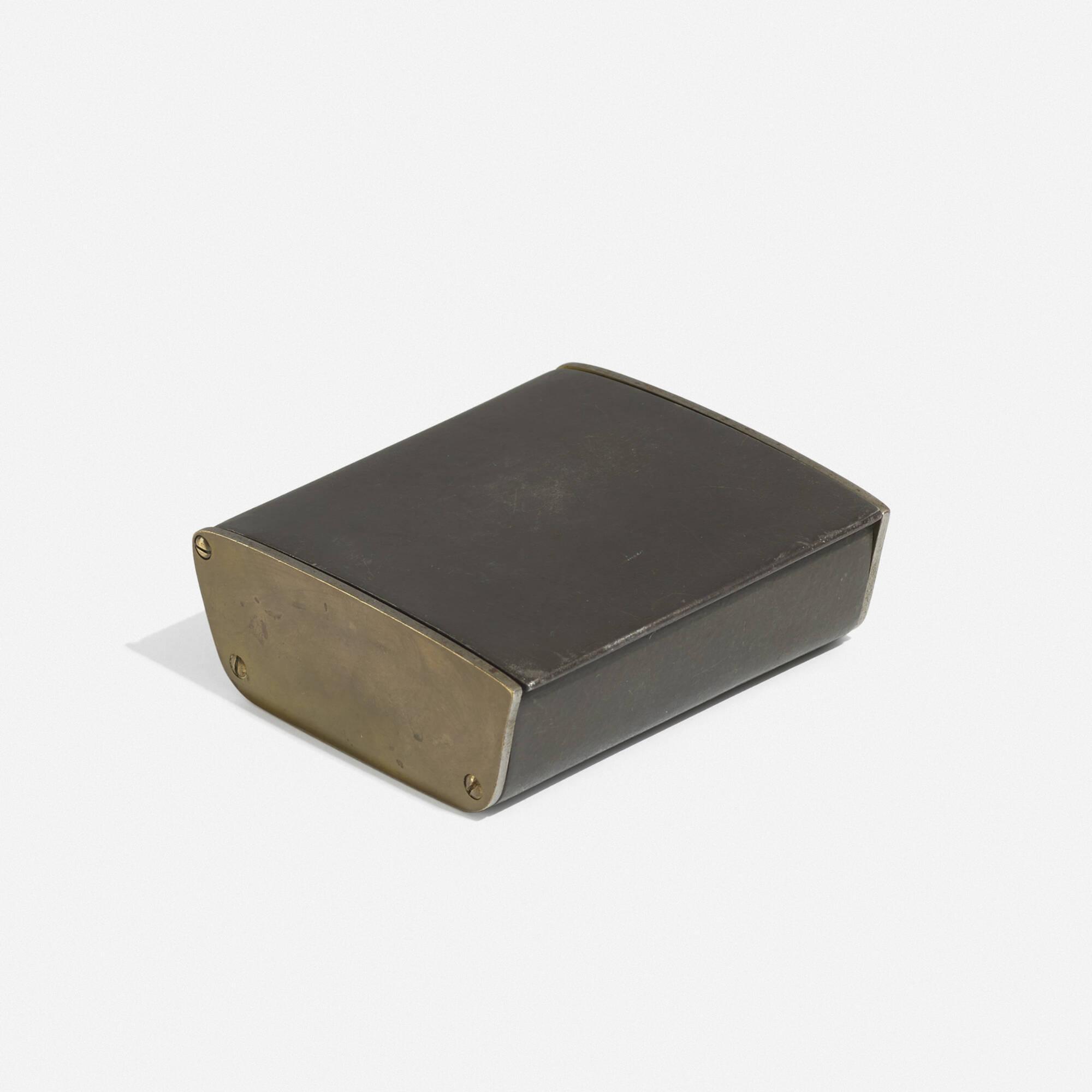 173: Carl Auböck II / box (1 of 3)
