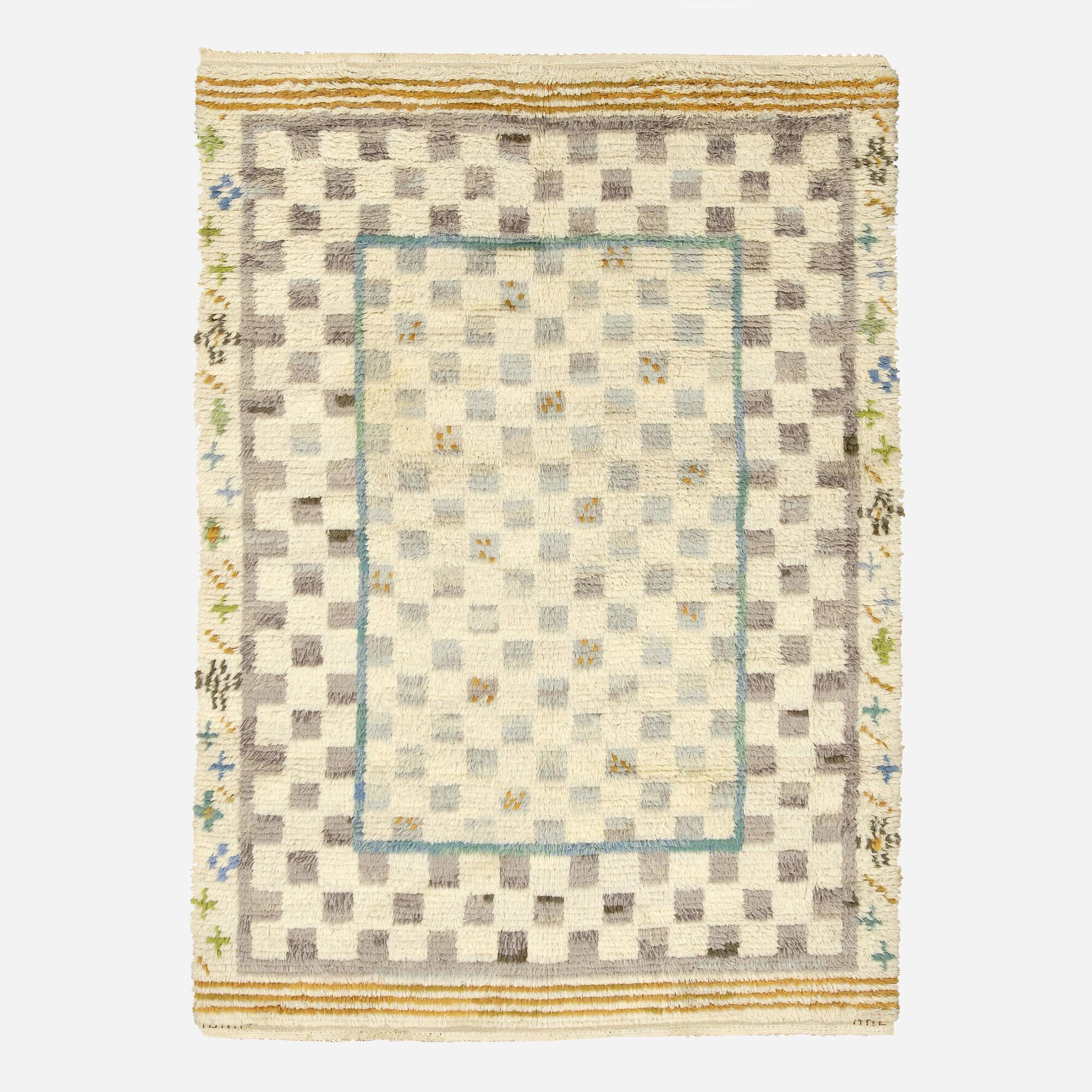 173: Ann-Mari Forsberg / Anna-Maris ljusa rya carpet (1 of 1)