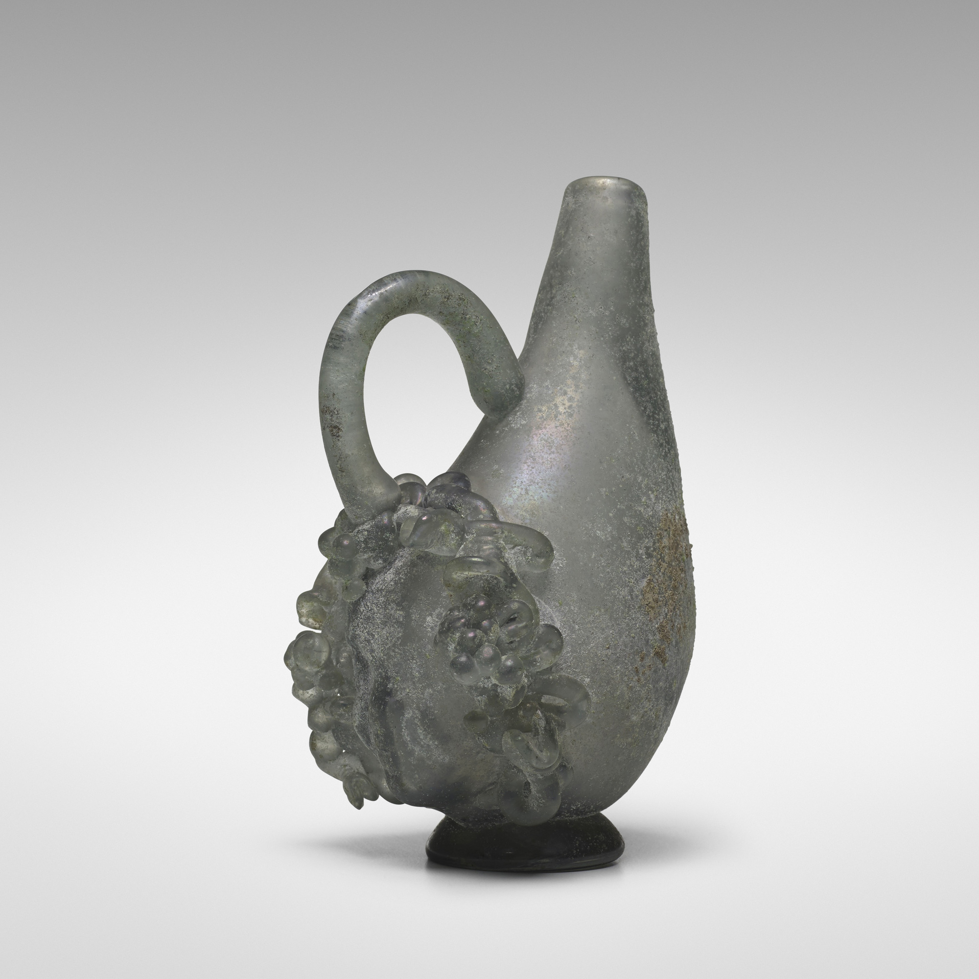 173: Ermanno Nason / vase with applications (2 of 3)