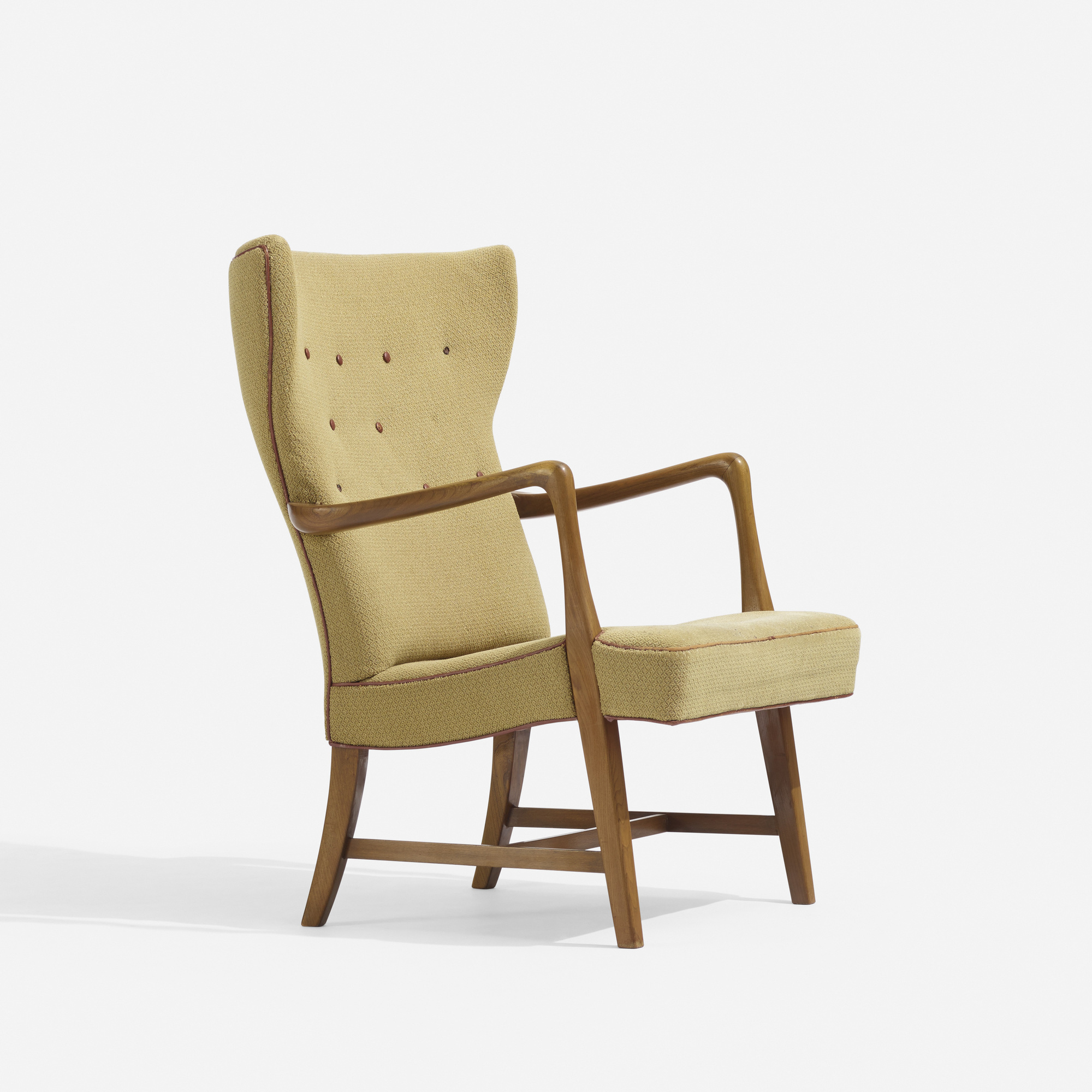 174: Peter Hvidt / lounge chair (1 of 3)