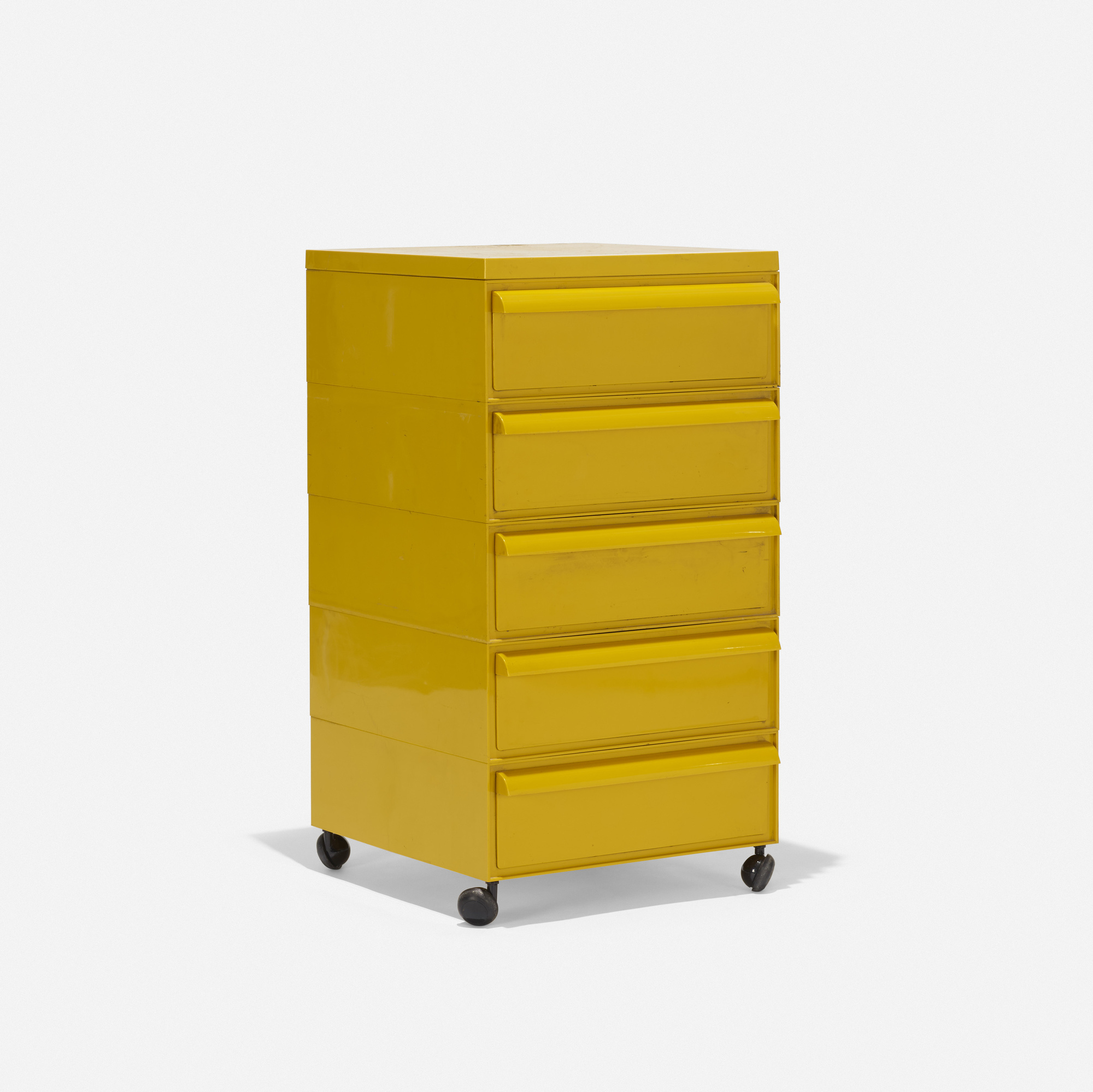 174: Simon Fussell / Stacking Drawer cabinet, model 4601 (1 of 1)