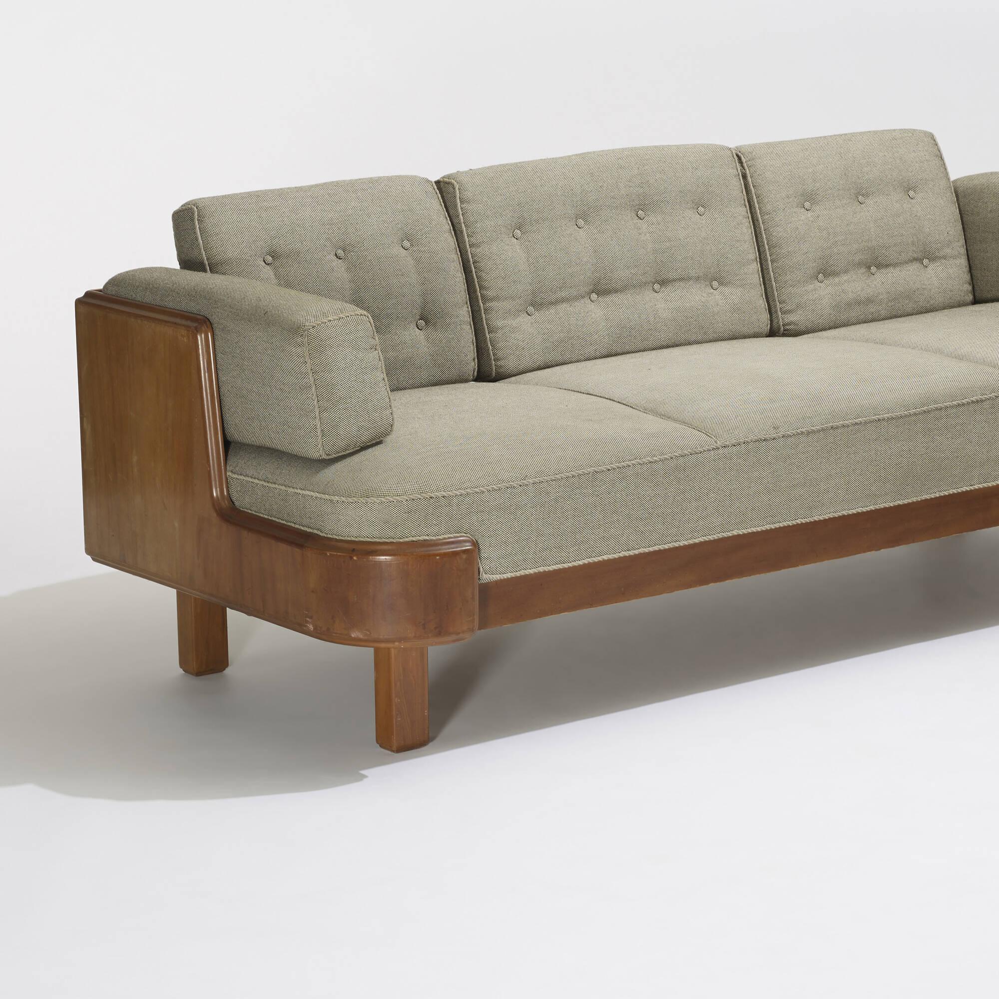 ... 174: Frits Schlegel / Custom Sofa (2 Of 3)