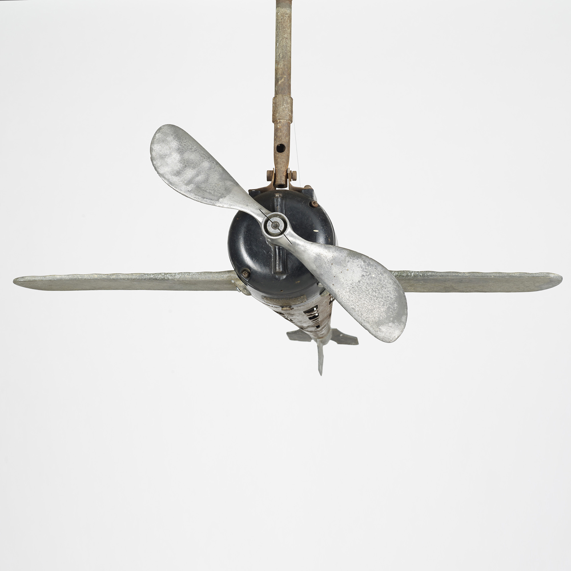 174 THE AIRCRAFT MFG CO Fan O Plane ceiling fan Design 17