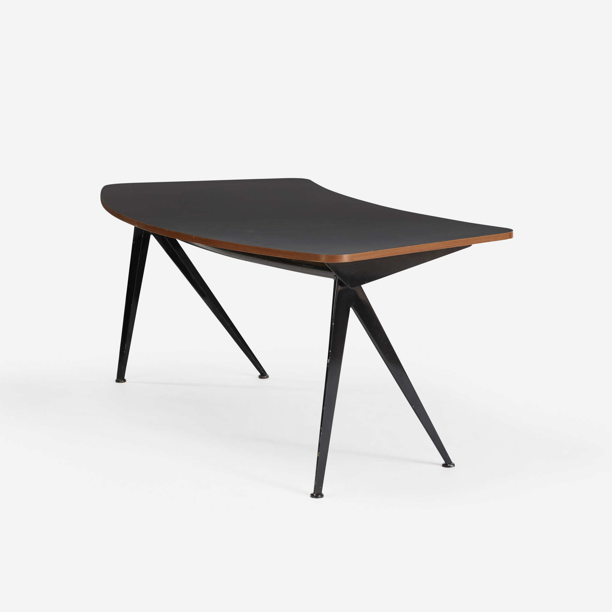 Fabuleux 175: Jean Prouvé / Curved Compas table < Design, 24 March 2016  NU22