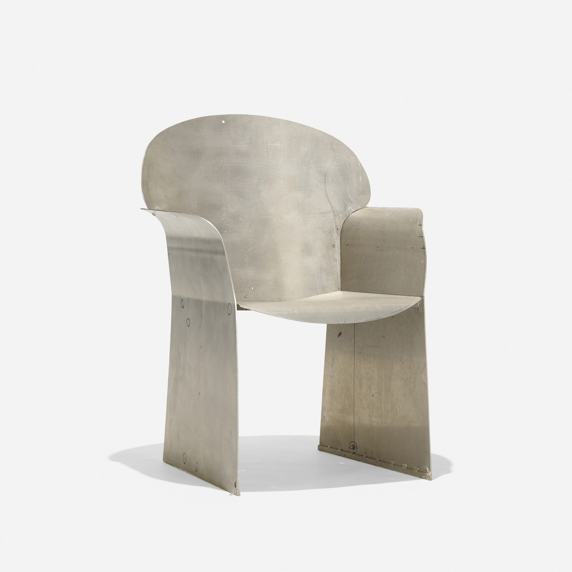 richard schultz  prototype topiary dining chair  the design  -   richard schultz  prototype topiary dining chair ( of )