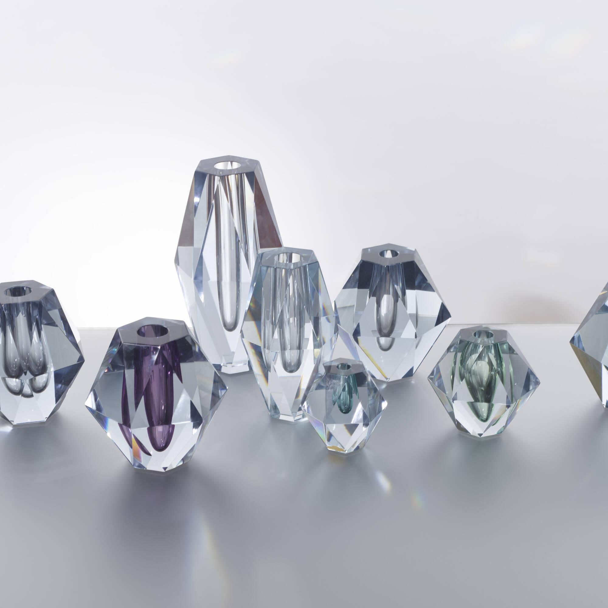 175: Asta Strömberg / collection of eight Diamond vases (3 of 4)