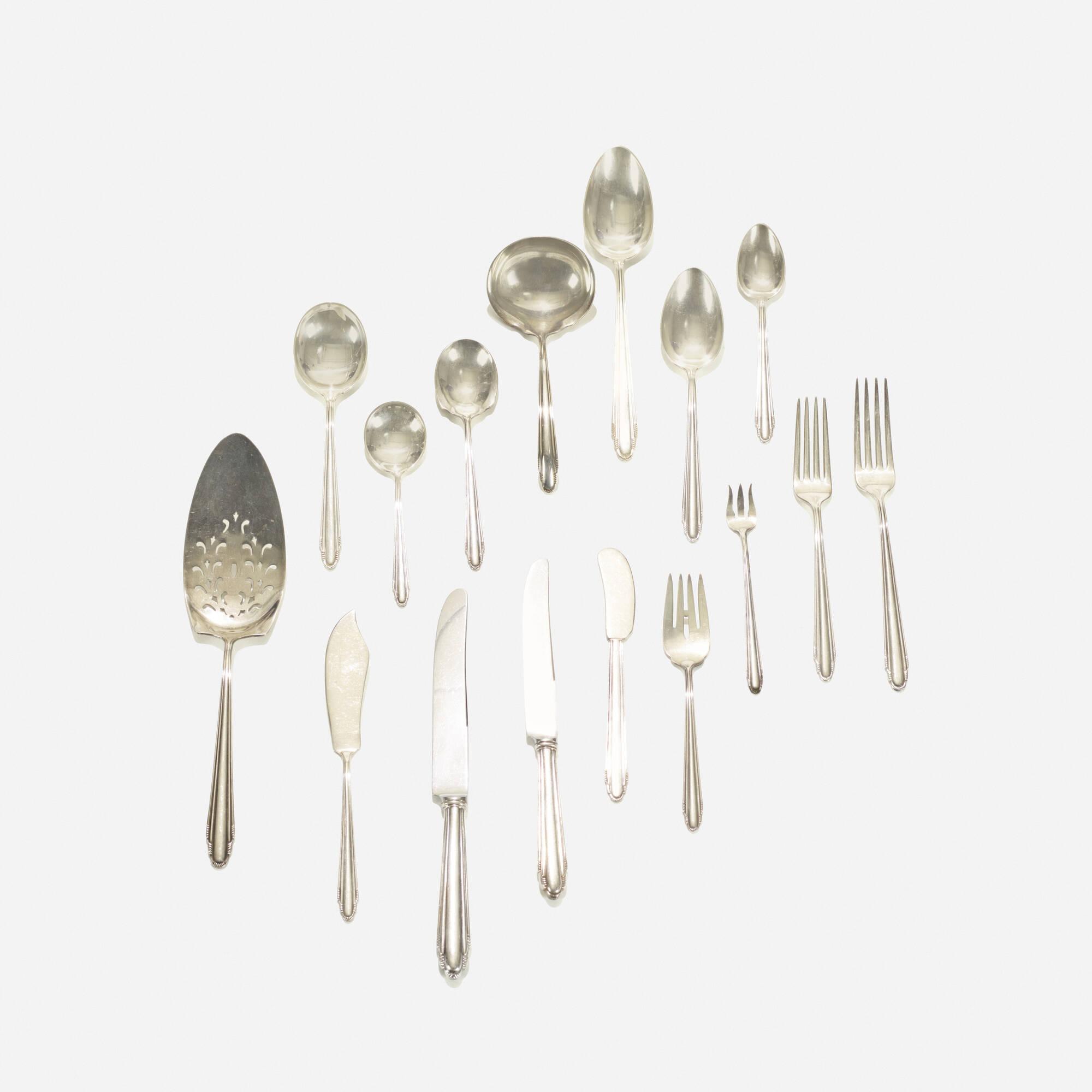 176: Eliel Saarinen / Candide flatware (1 of 3)