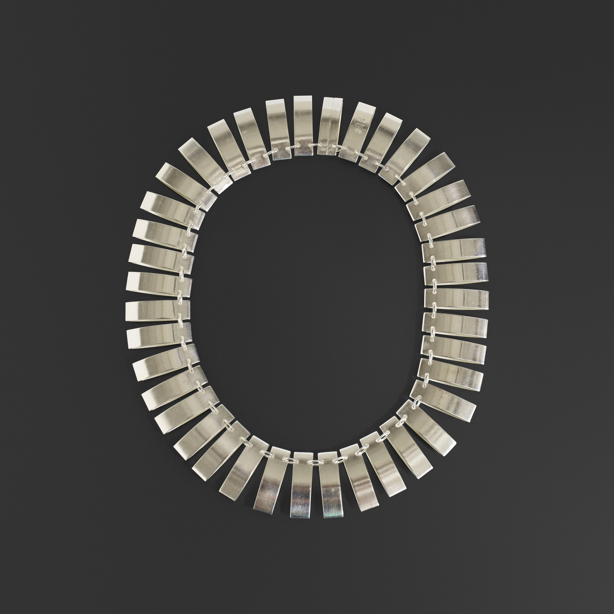 176: Arno Malinowski / necklace, model 136 (1 of 3)