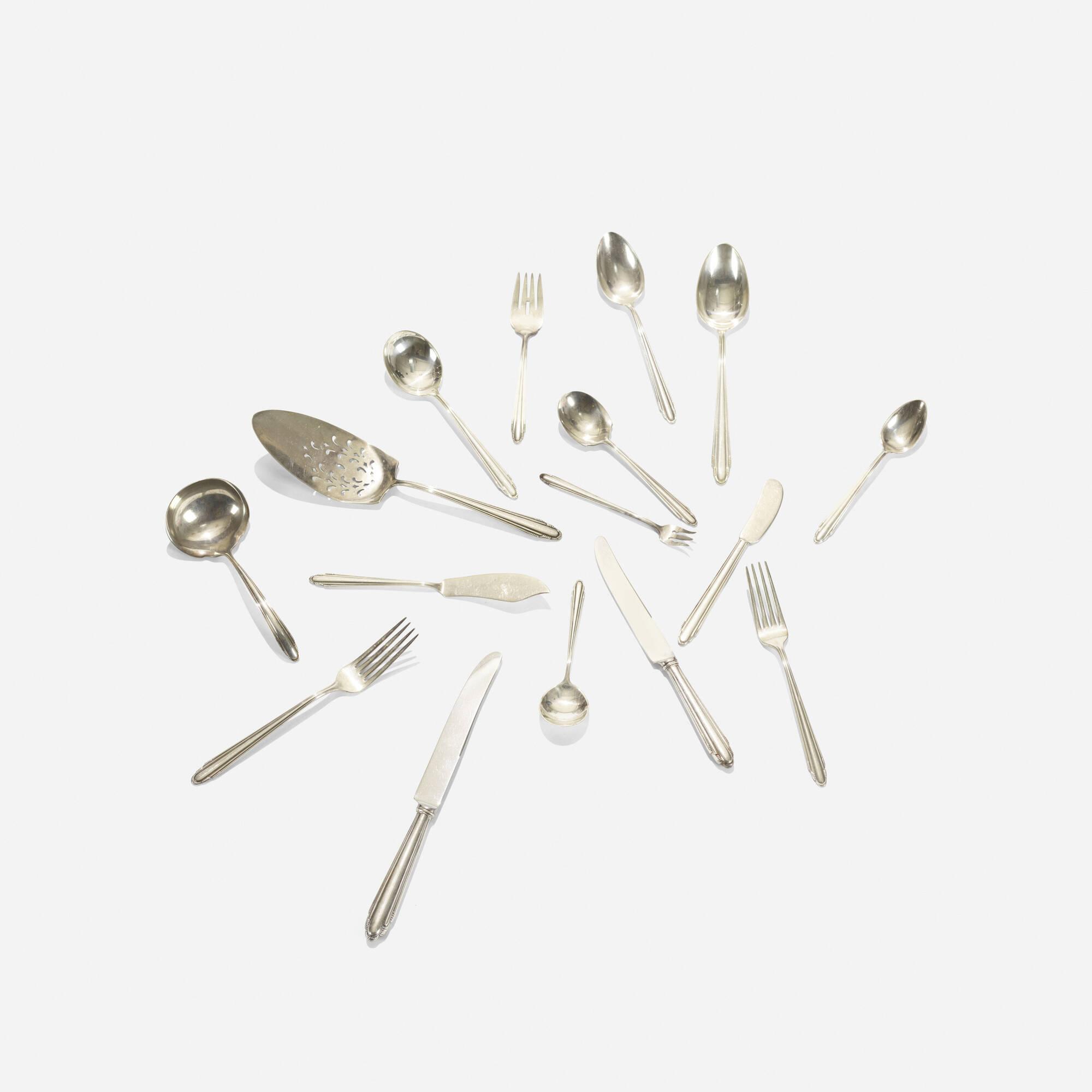 176: Eliel Saarinen / Candide flatware (2 of 3)