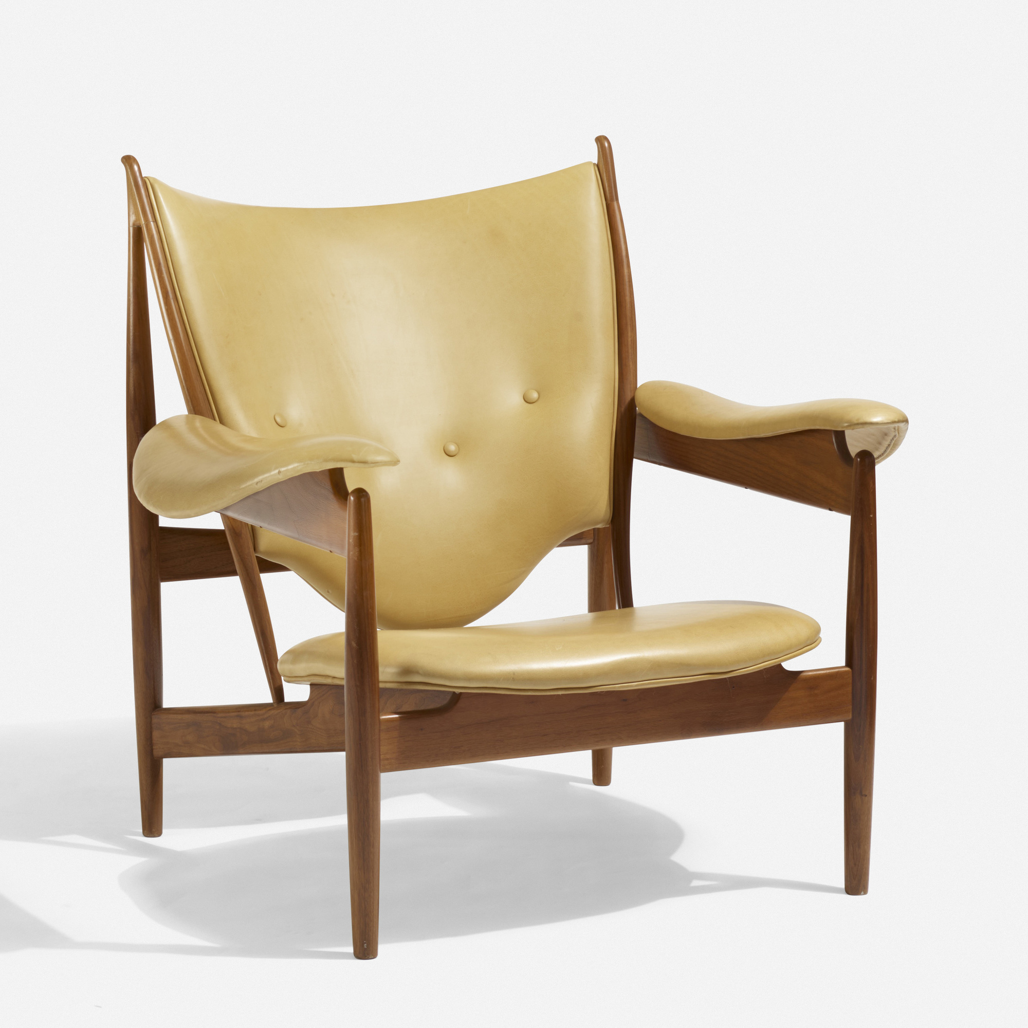 176 Finn Juhl Chieftain Lounge Chair Scandinavian Design 9 May