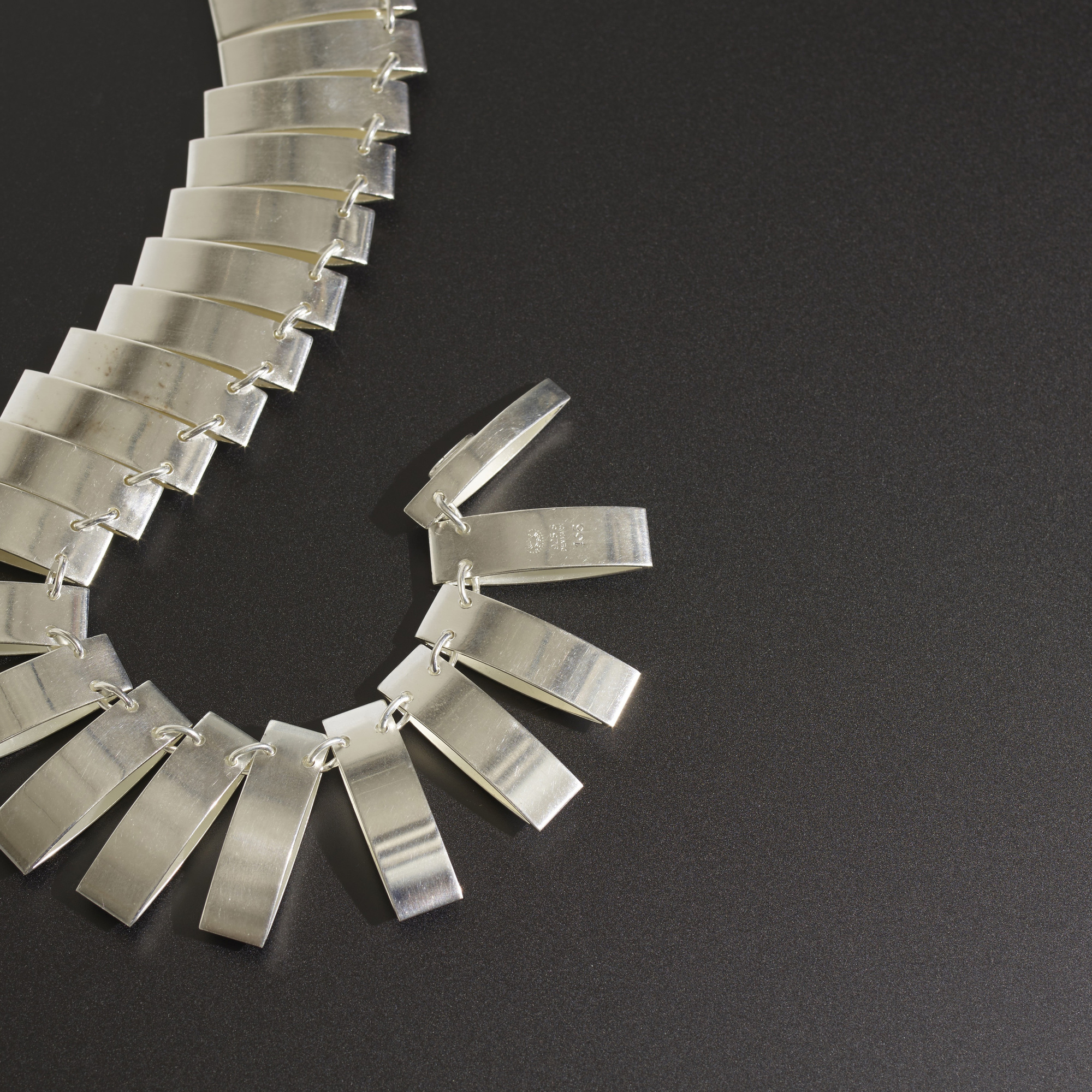 176: Arno Malinowski / necklace, model 136 (3 of 3)