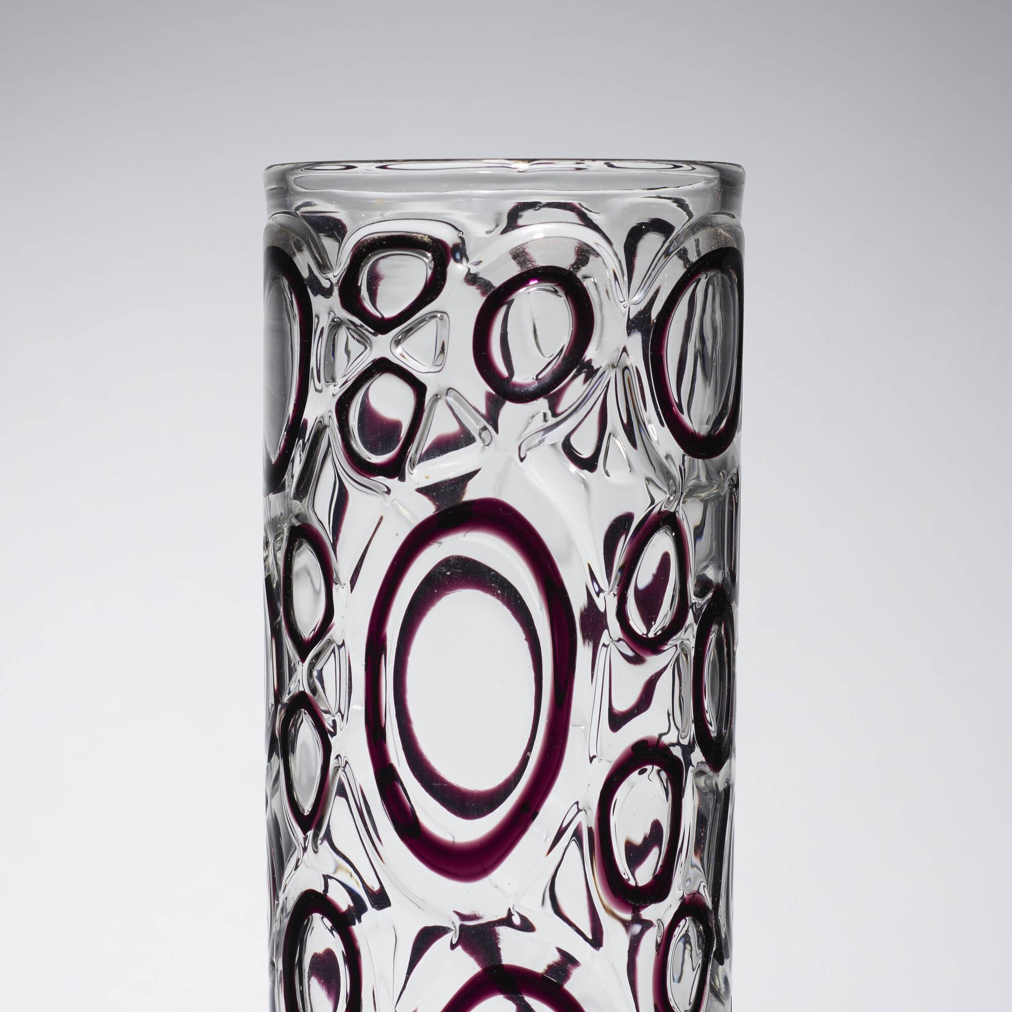 177: Ercole Barovier / Sidereo vase (2 of 2)