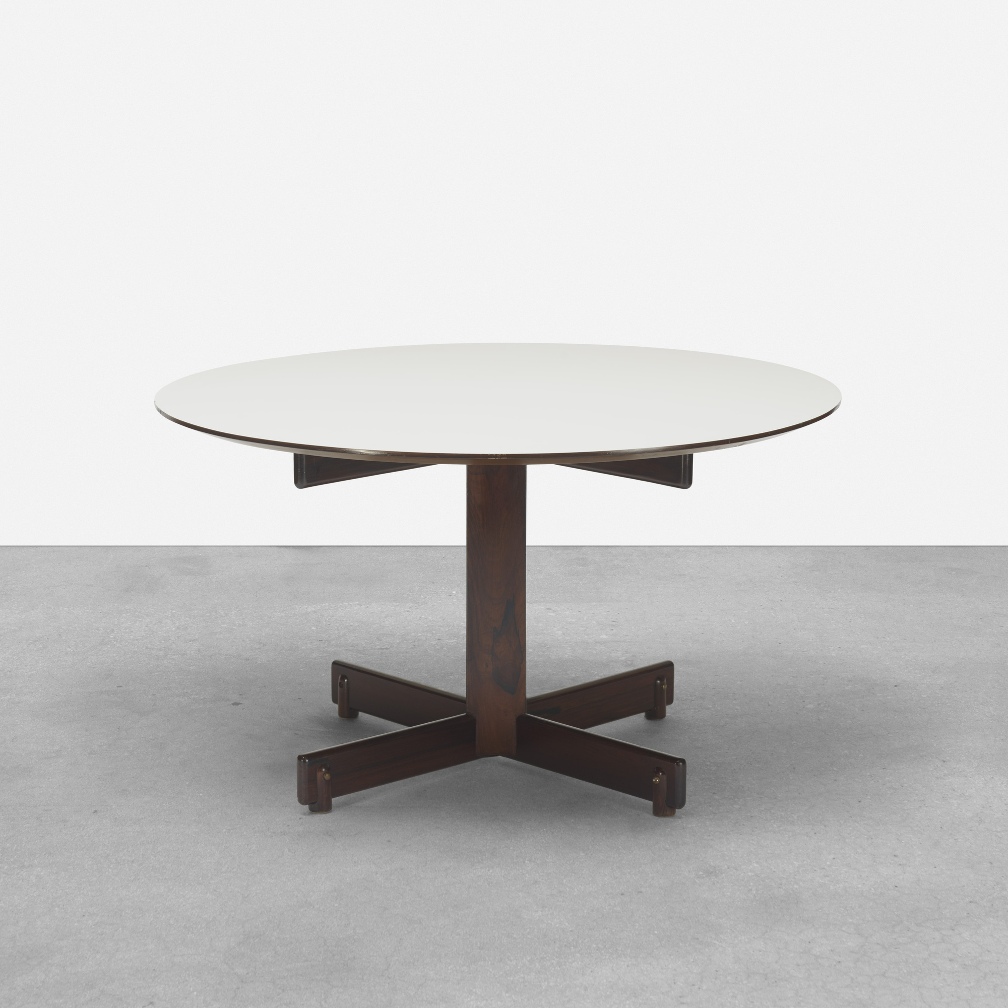 178: Sergio Rodrigues / Alex dining table (1 of 1)