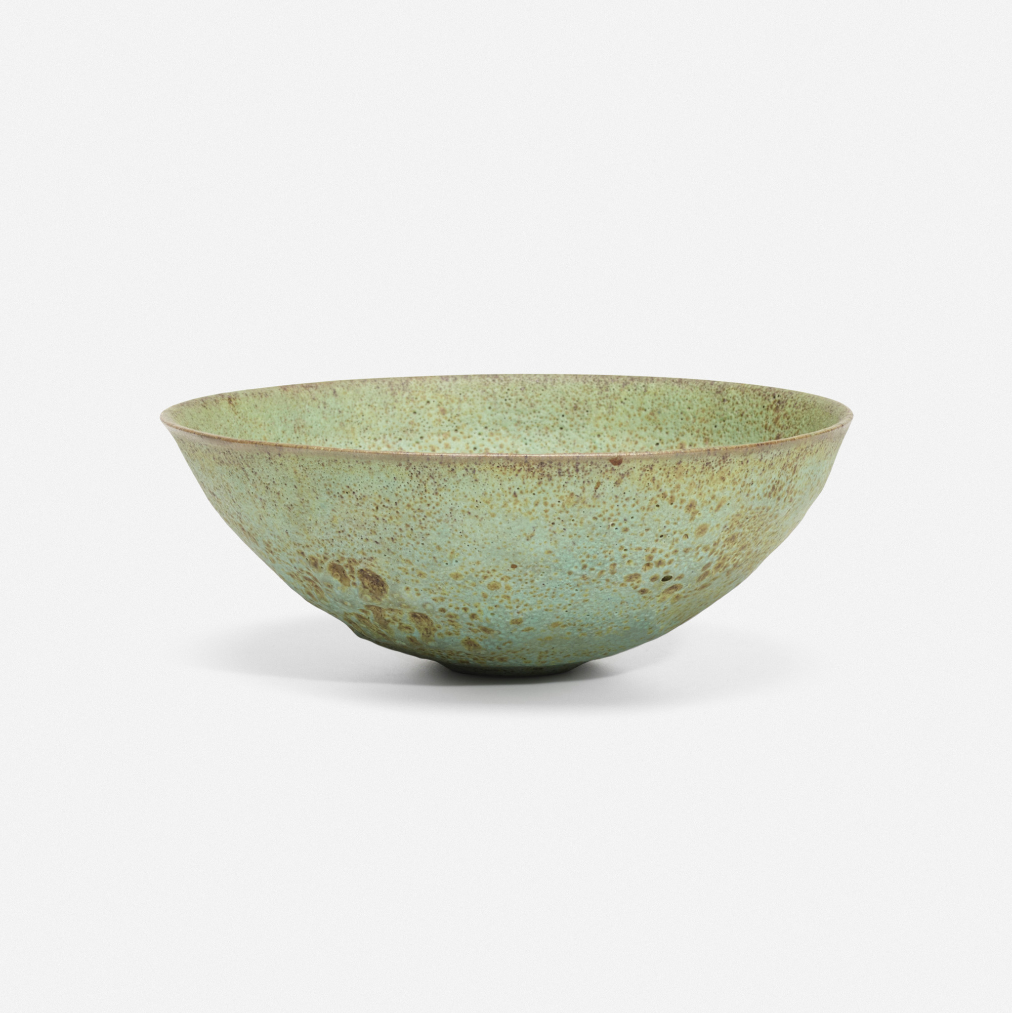 178: Gertrud and Otto Natzler / bowl (1 of 2)