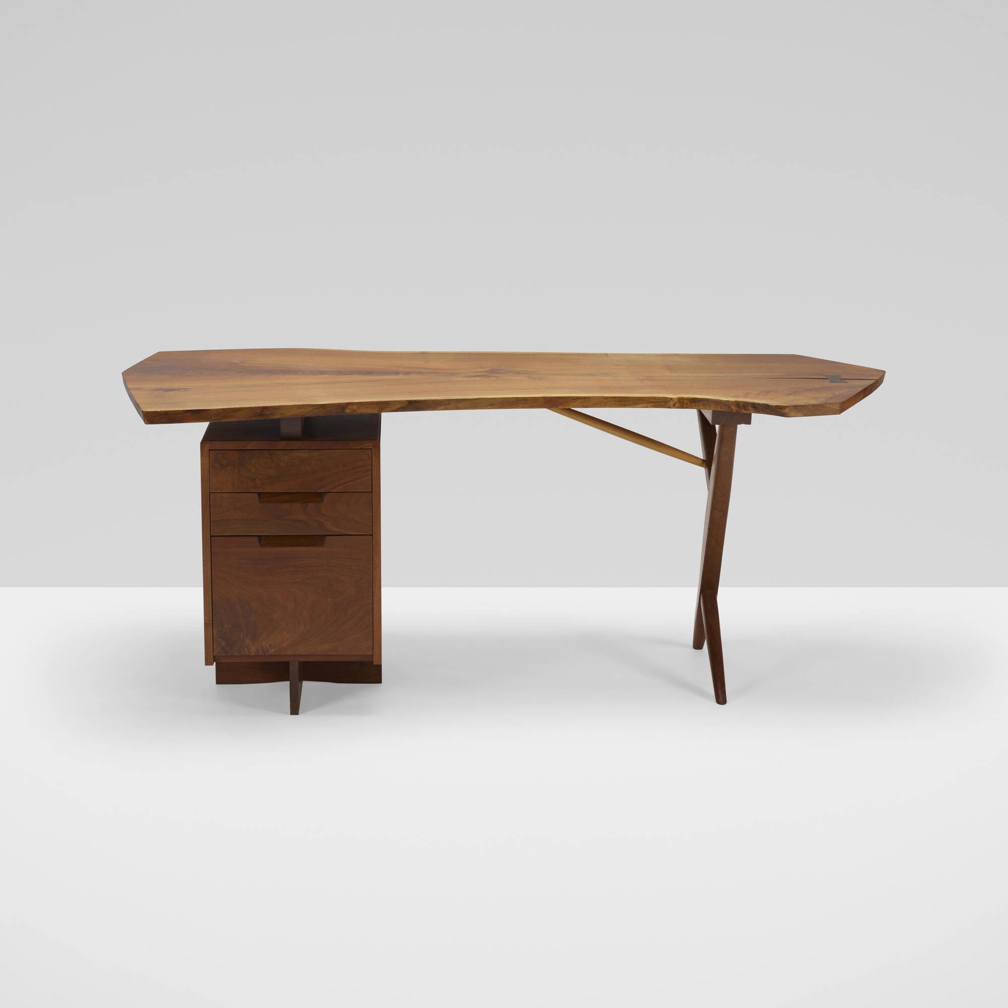178: George Nakashima / Conoid desk (2 of 5)