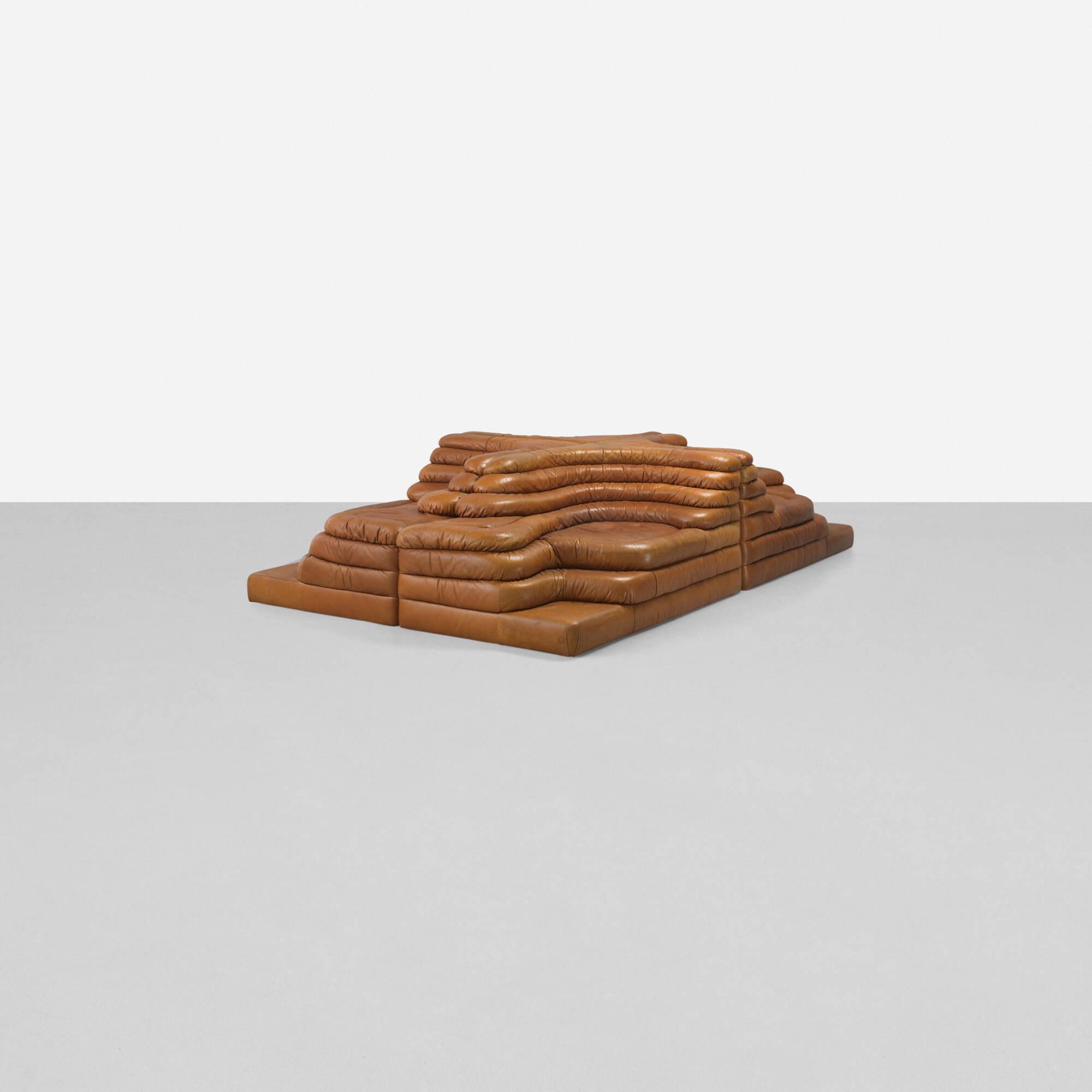 178 Ubald Klug Terrazza Furniture System Important Design 7