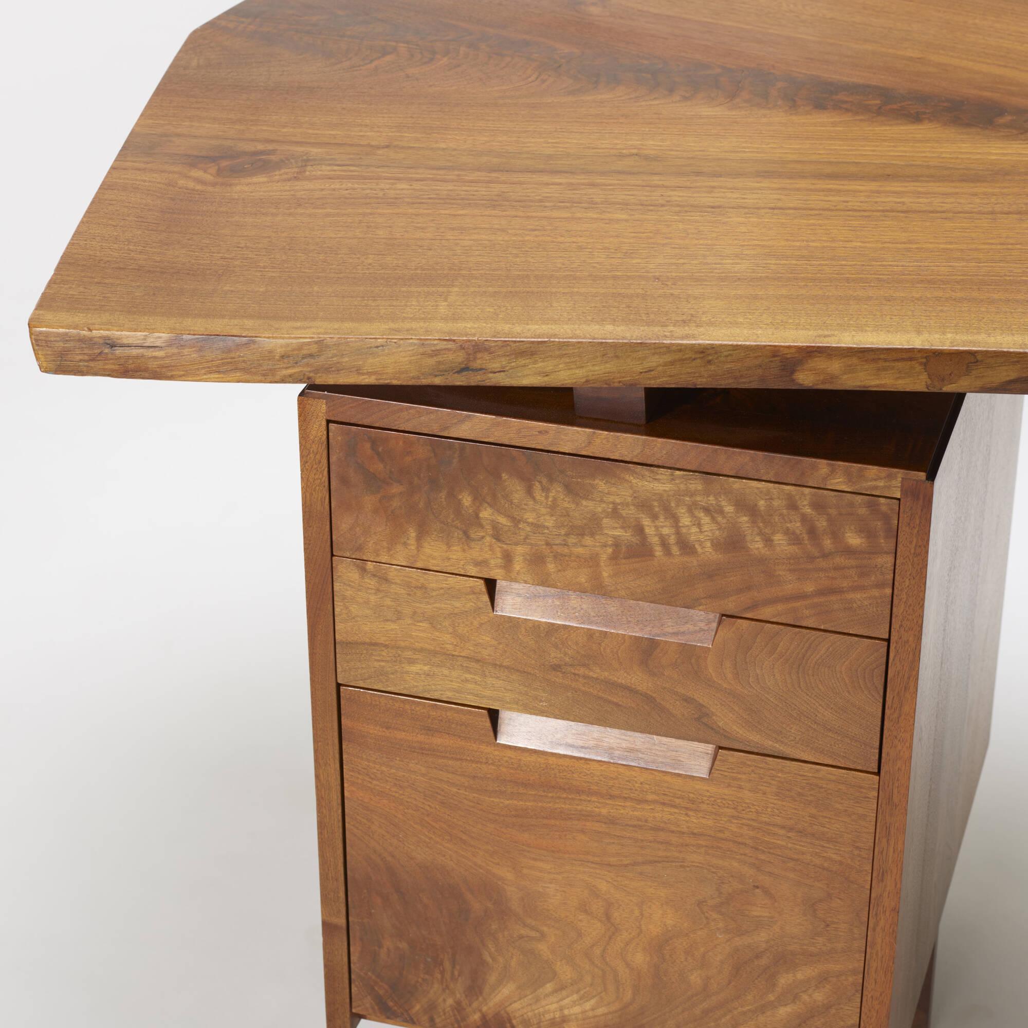 178: George Nakashima / Conoid desk (4 of 5)