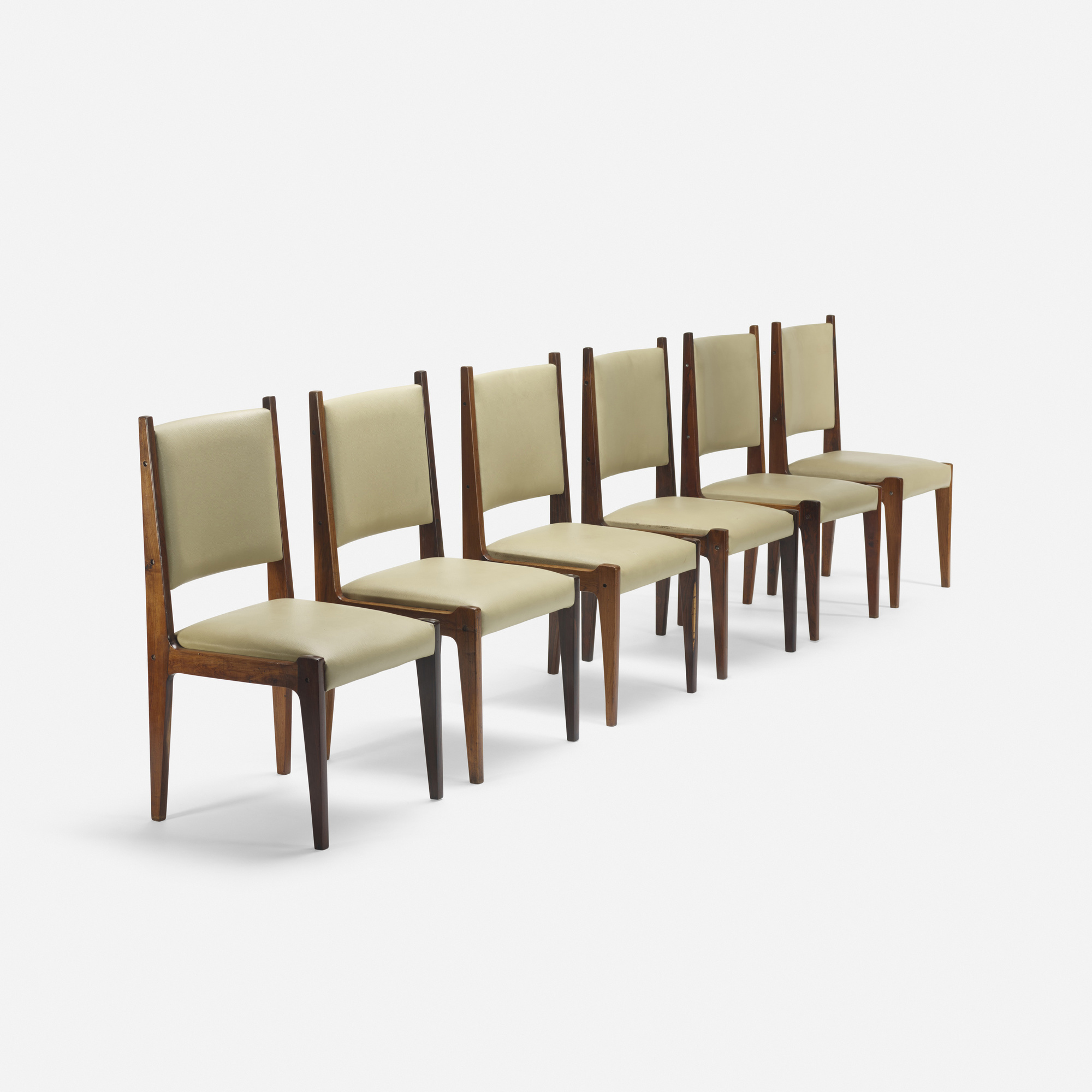 179: Sergio Rodrigues / dining chairs, set of six (2 of 2)