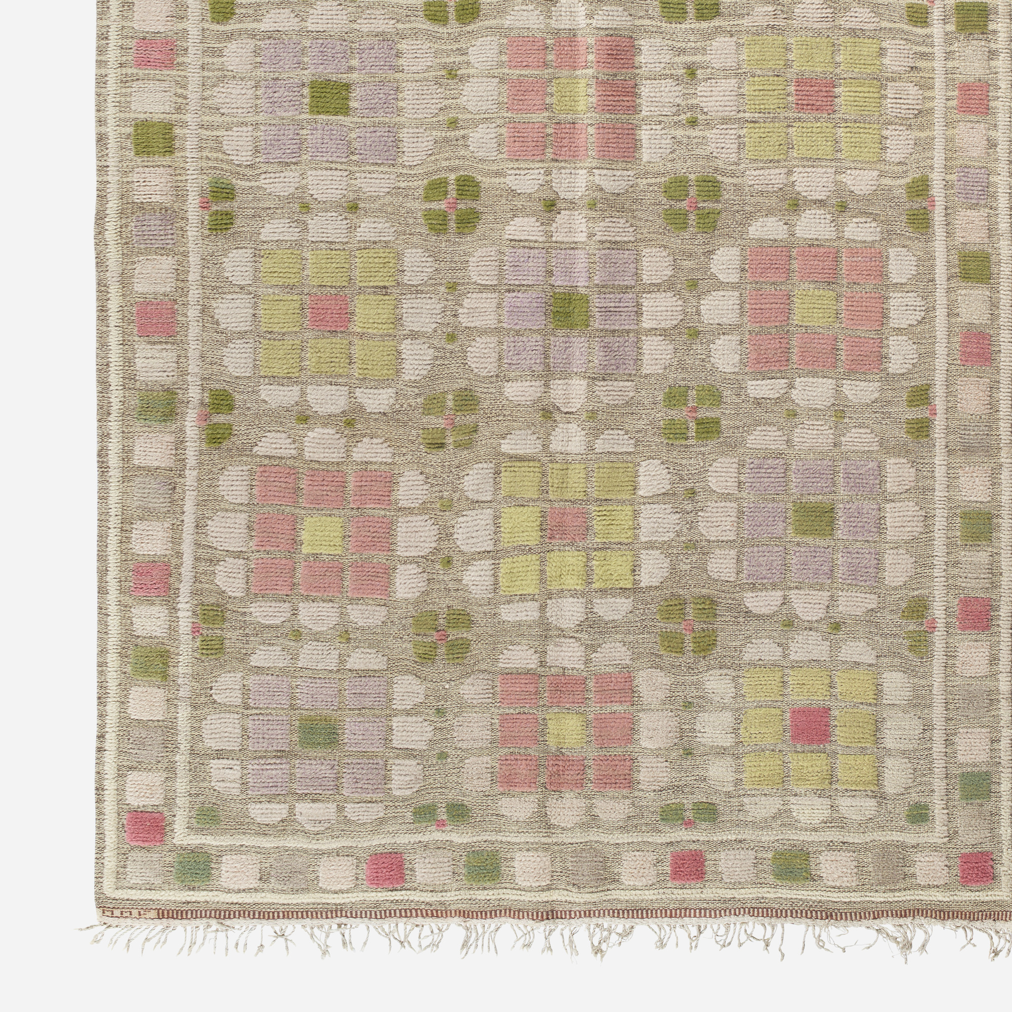 179: Märta Måås-Fjetterström / Dahlior half-pile carpet (2 of 3)