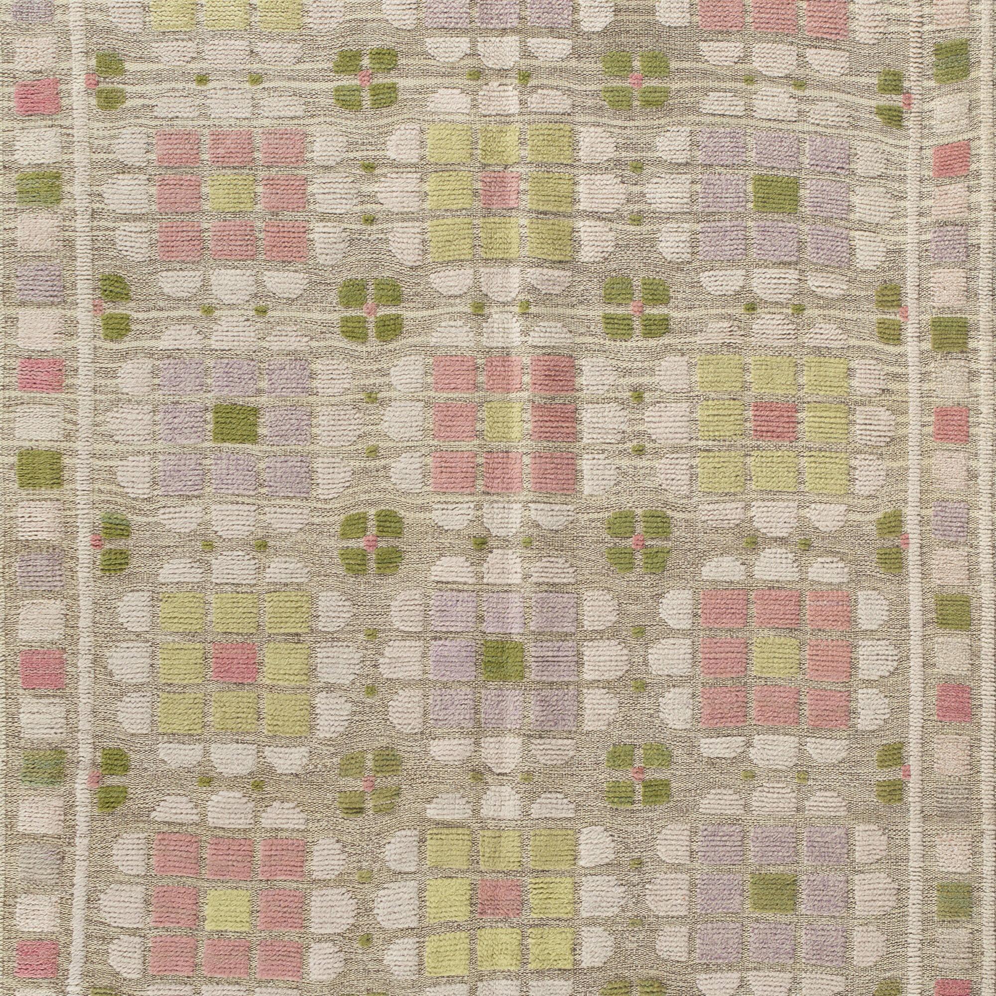 179: Märta Måås-Fjetterström / Dahlior half-pile carpet (3 of 3)