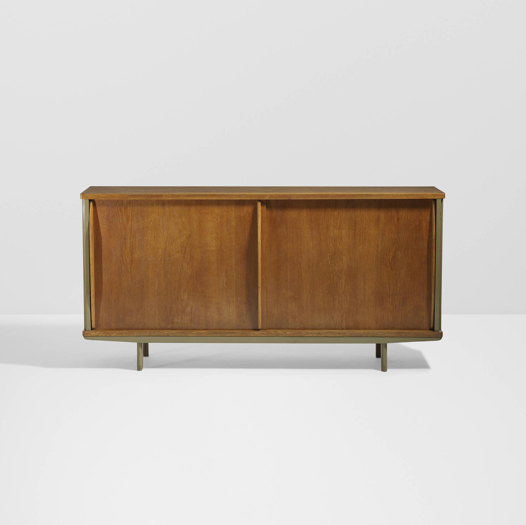 17: Jean Prouvé / Important cabinet, no. 150 < Design Masterworks ...