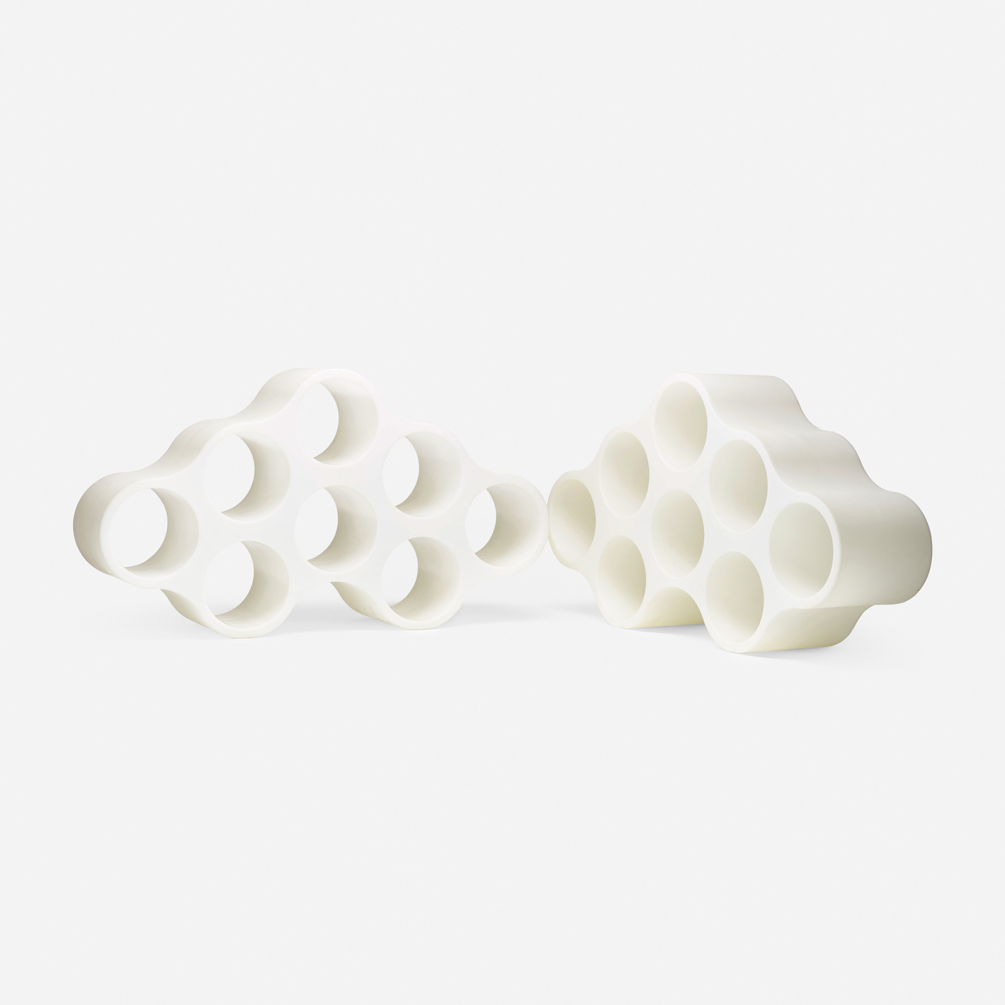 180: Ronan & Erwan Bouroullec / Cloud shelving systems, pair (1 of 3)