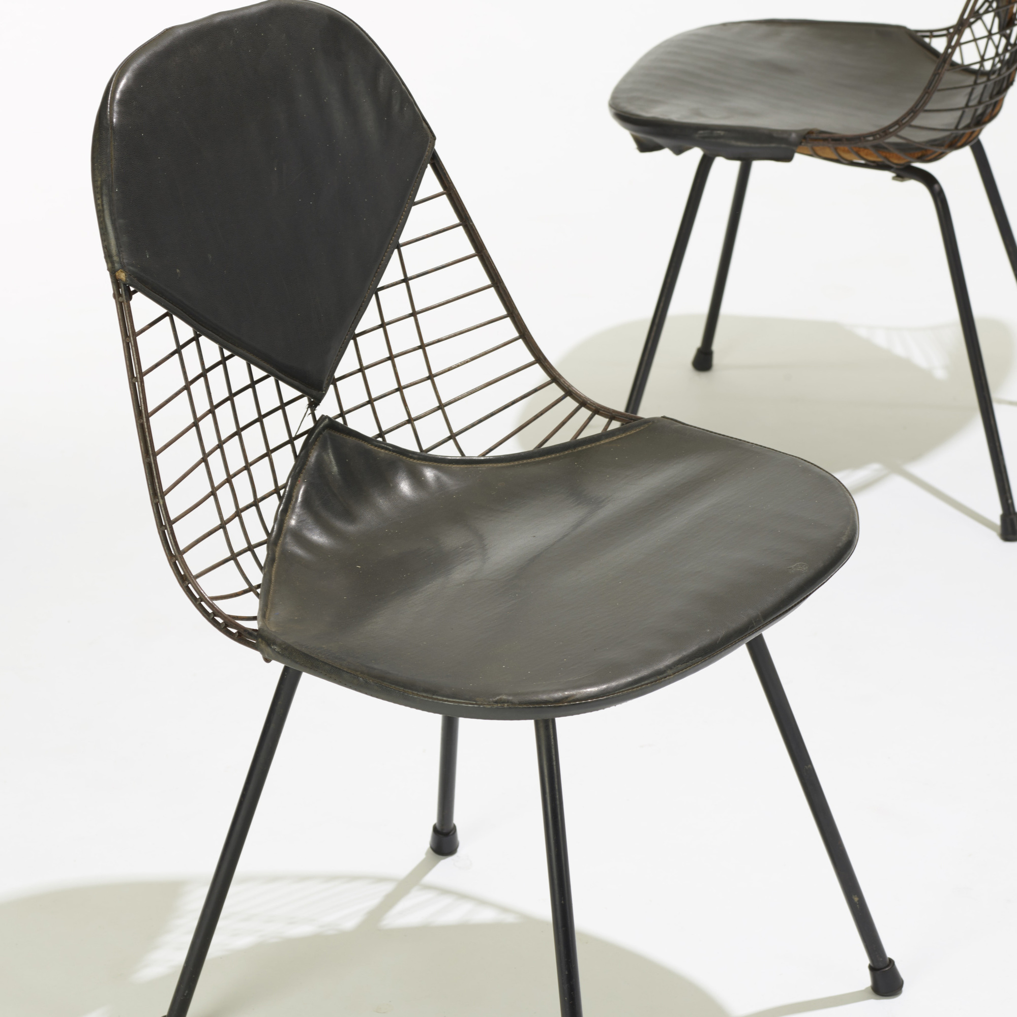 180: Charles and Ray Eames / early DKRs, set of four (3 of 4)