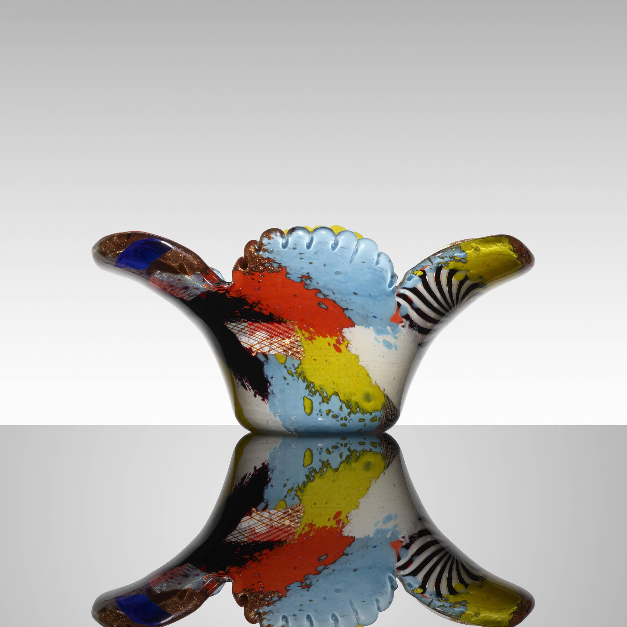 181: Dino Martens / rare Oriente bowl (1 of 4)