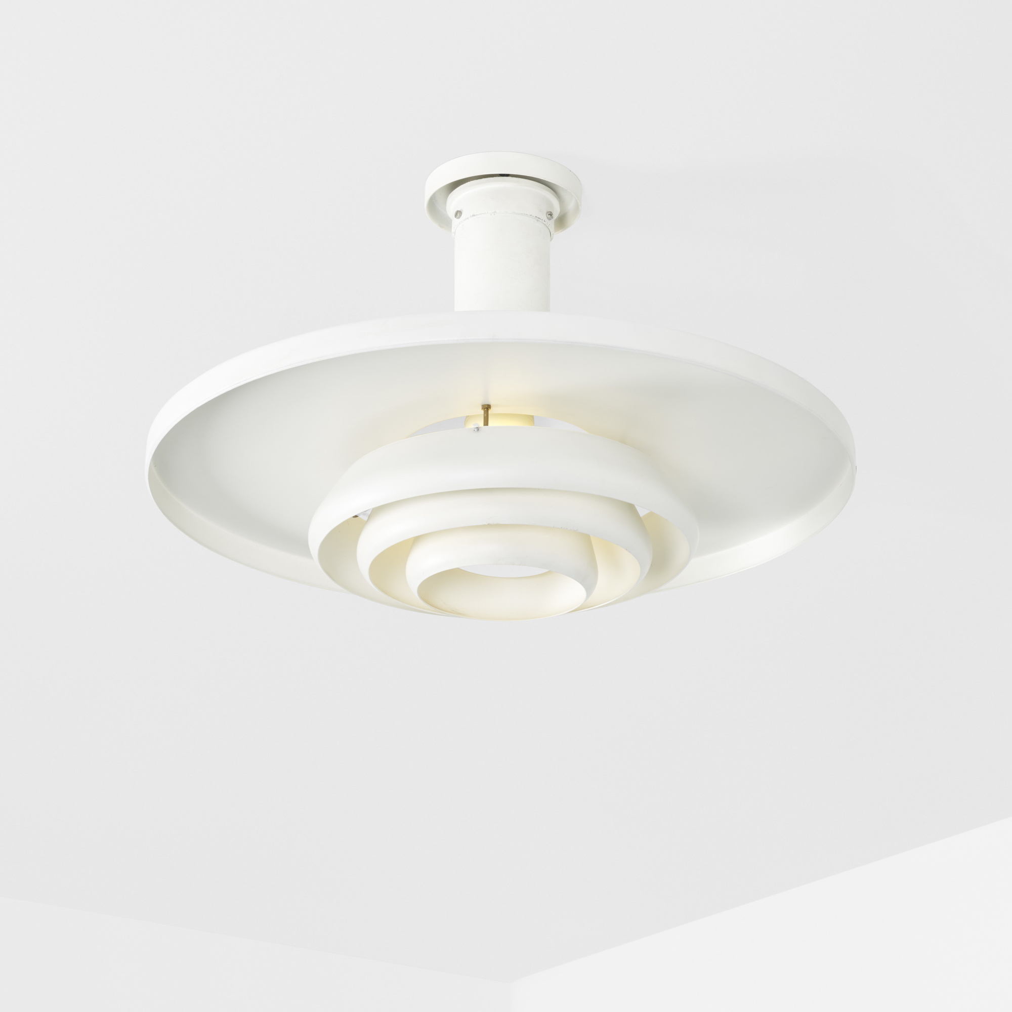 181 alvar aalto flying saucer ceiling lamp model a337 181 alvar aalto flying saucer ceiling lamp model a337 1 of 2 arubaitofo Gallery