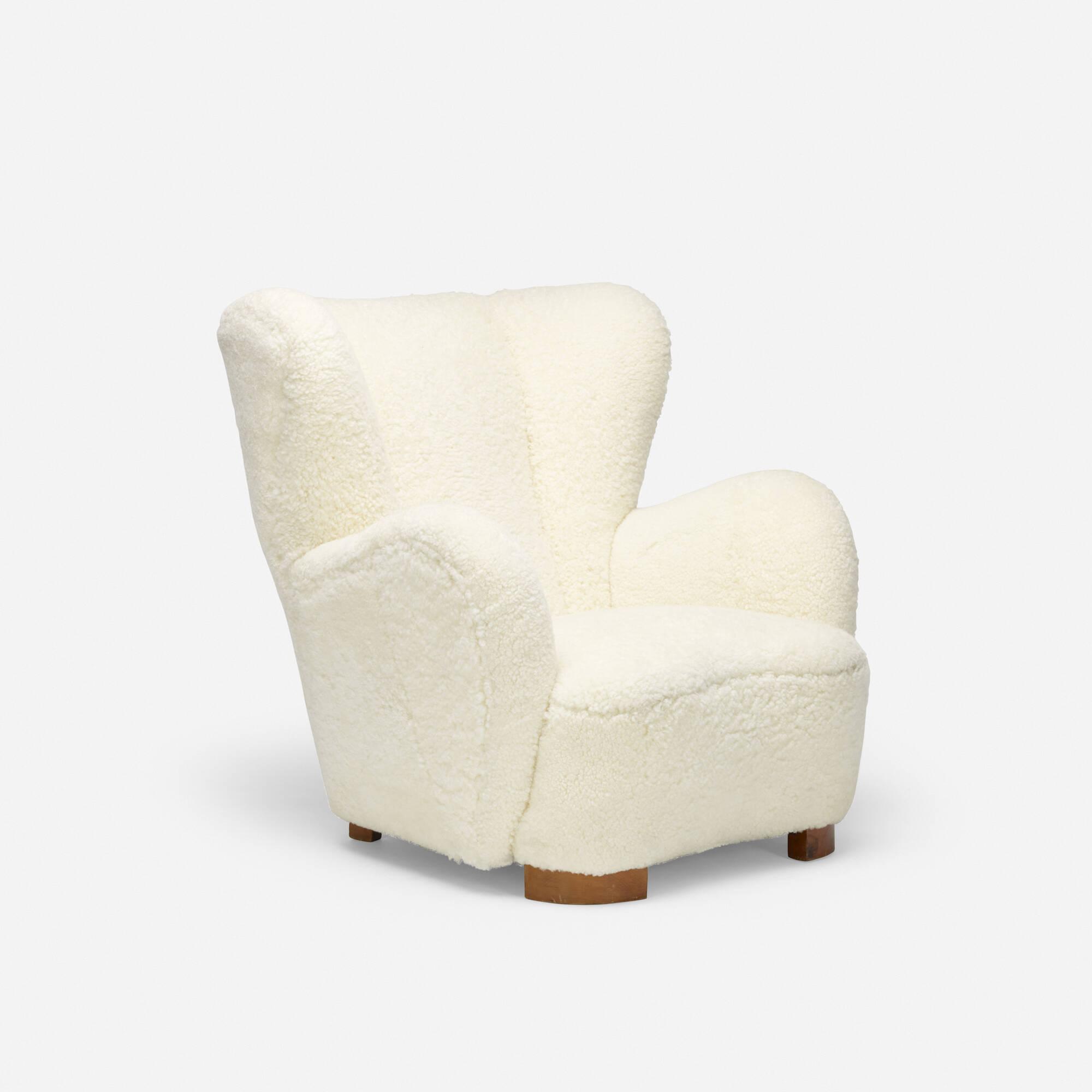 181: Flemming Lassen, attribution / lounge chair (1 of 3)