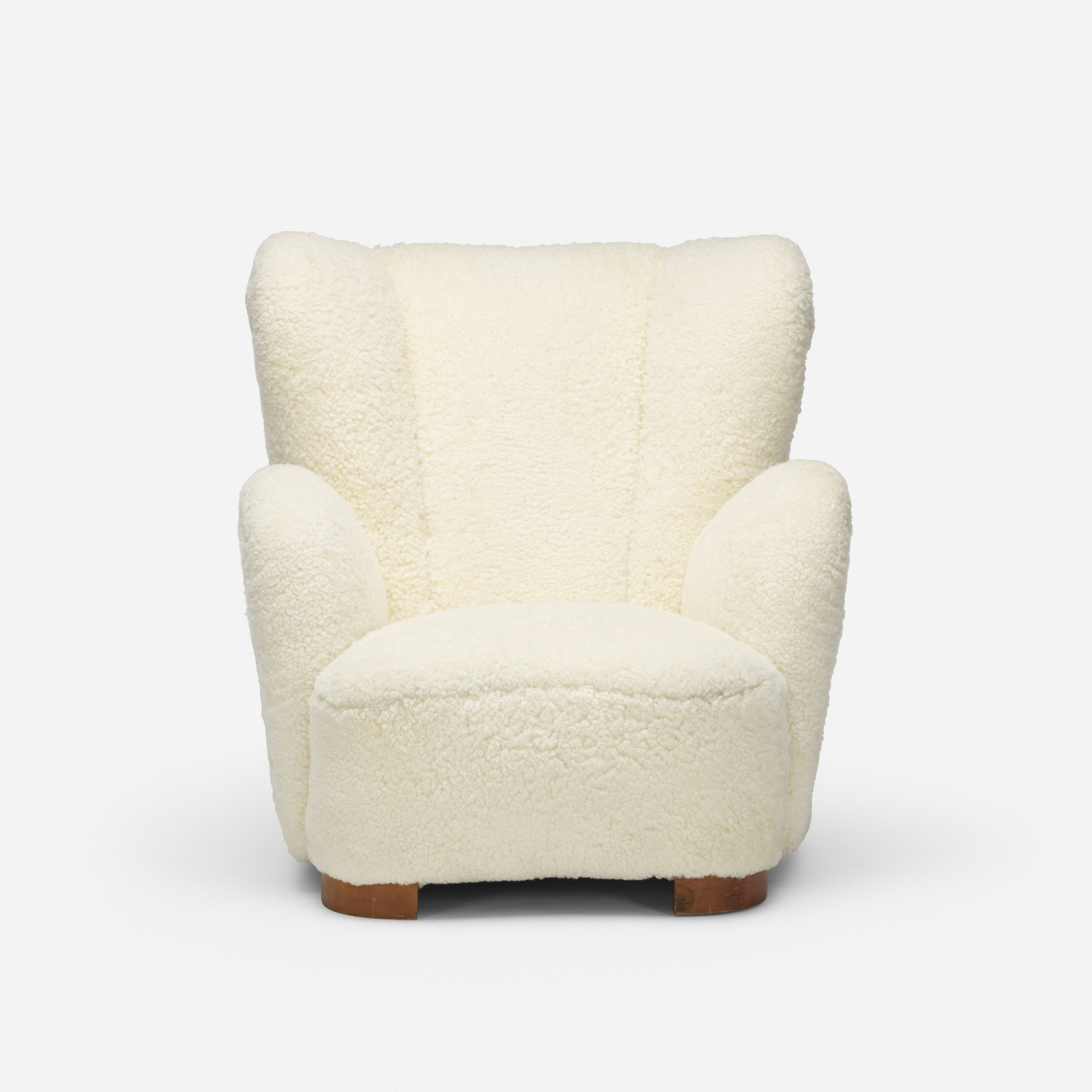 181: Flemming Lassen, attribution / lounge chair (2 of 3)