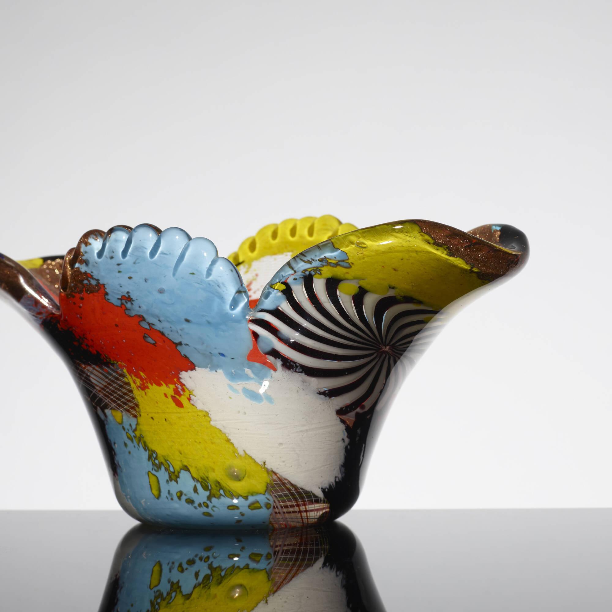 181: Dino Martens / rare Oriente bowl (4 of 4)