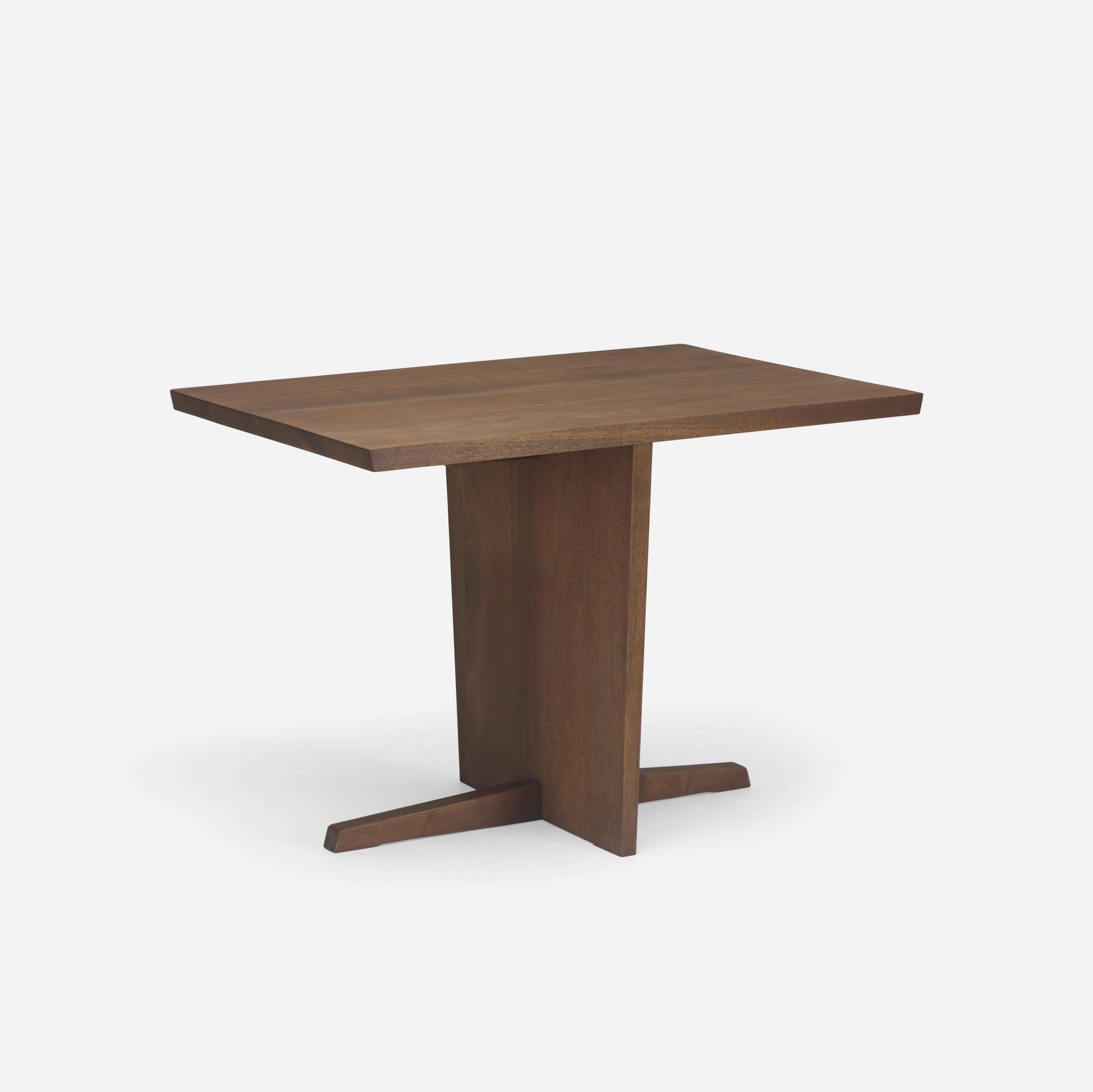 182: George Nakashima / Minguren I table (1 of 2)